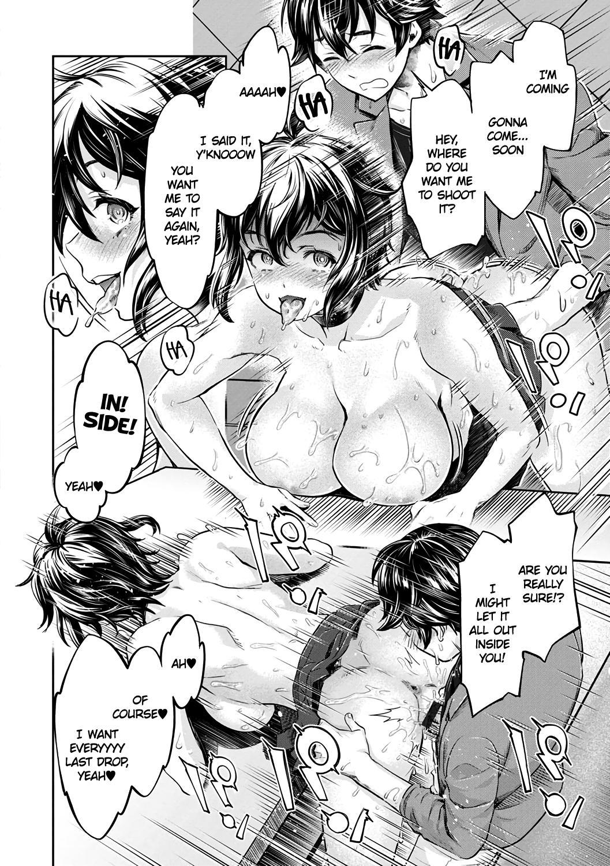 [Umemaru, Mizuryu Kei] Ishoku Bitch to YariCir Seikatsu Ch. 1-7 | The Fuck Club's Different Hues of Ho Ch. 1-7 [English] [1F47B] [Digital] 79