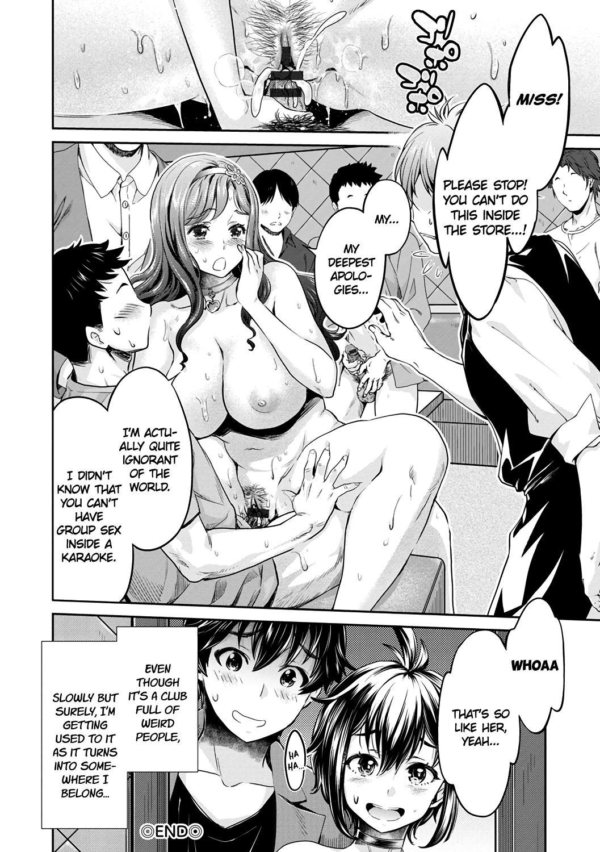 [Umemaru, Mizuryu Kei] Ishoku Bitch to YariCir Seikatsu Ch. 1-7 | The Fuck Club's Different Hues of Ho Ch. 1-7 [English] [1F47B] [Digital] 81