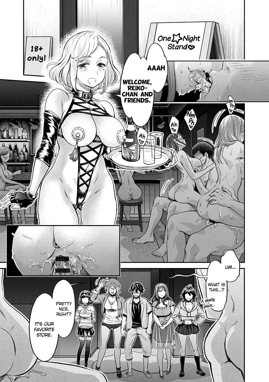[Umemaru, Mizuryu Kei] Ishoku Bitch to YariCir Seikatsu Ch. 1-7 | The Fuck Club's Different Hues of Ho Ch. 1-7 [English] [1F47B] [Digital] 85