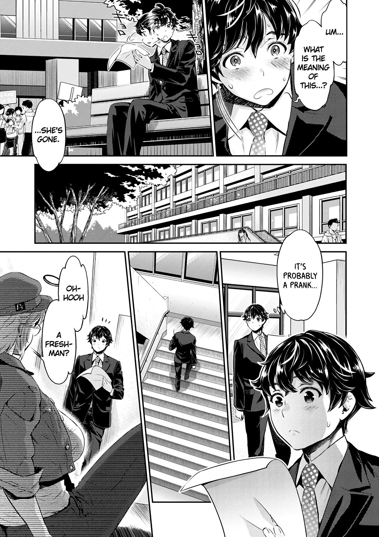 [Umemaru, Mizuryu Kei] Ishoku Bitch to YariCir Seikatsu Ch. 1-7 | The Fuck Club's Different Hues of Ho Ch. 1-7 [English] [1F47B] [Digital] 8