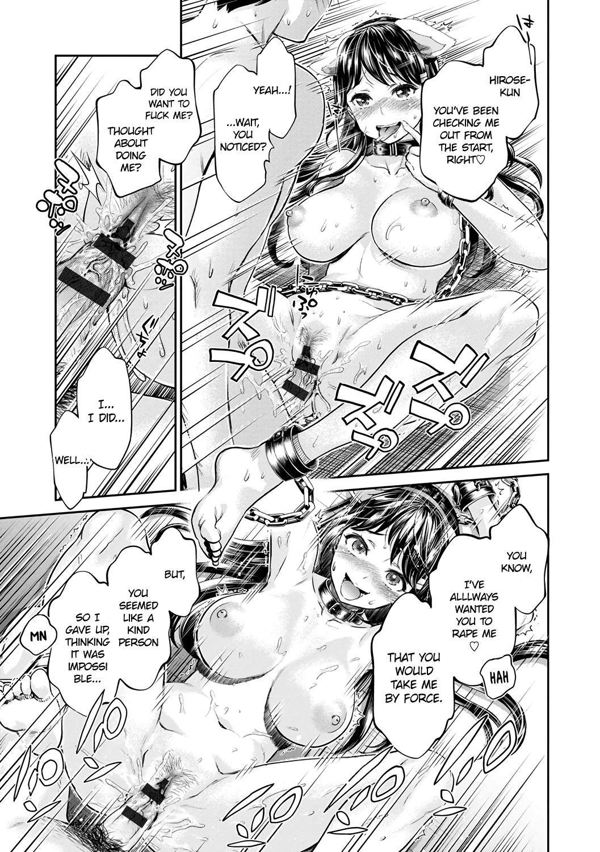 [Umemaru, Mizuryu Kei] Ishoku Bitch to YariCir Seikatsu Ch. 1-7 | The Fuck Club's Different Hues of Ho Ch. 1-7 [English] [1F47B] [Digital] 96