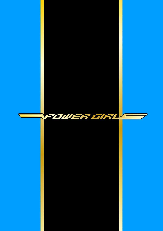 [Rinsun] Power Girl ~JK Super Heroine no Saiin Darakuki~ Ch. 1 1