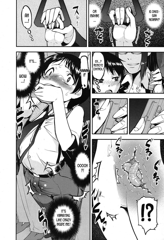Seitsuu Kaisoku! Train Saishuuwa | Speedy First Ejaculation Train! Final Chapter 7