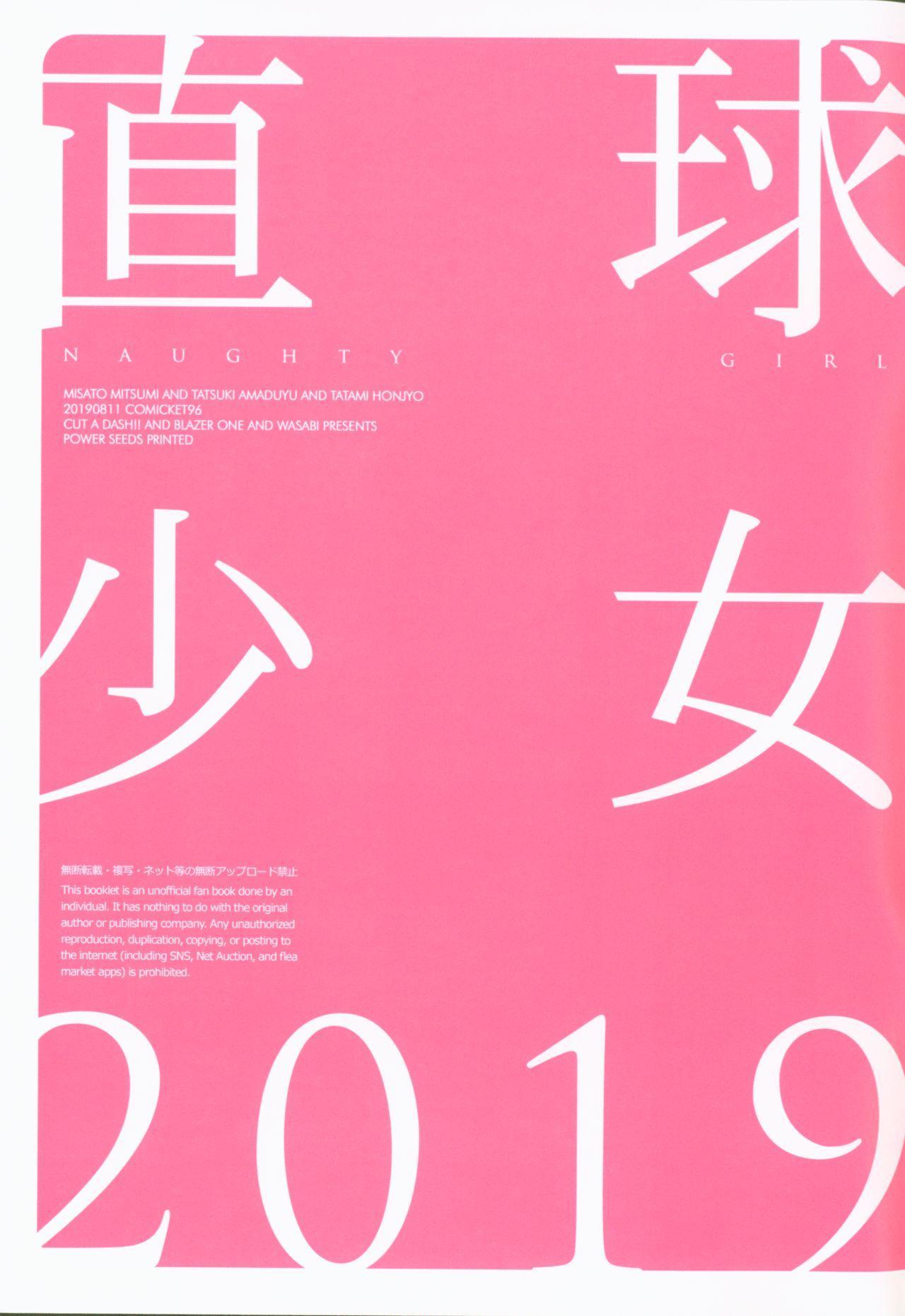 Chokkyuu Shoujo 2019 26