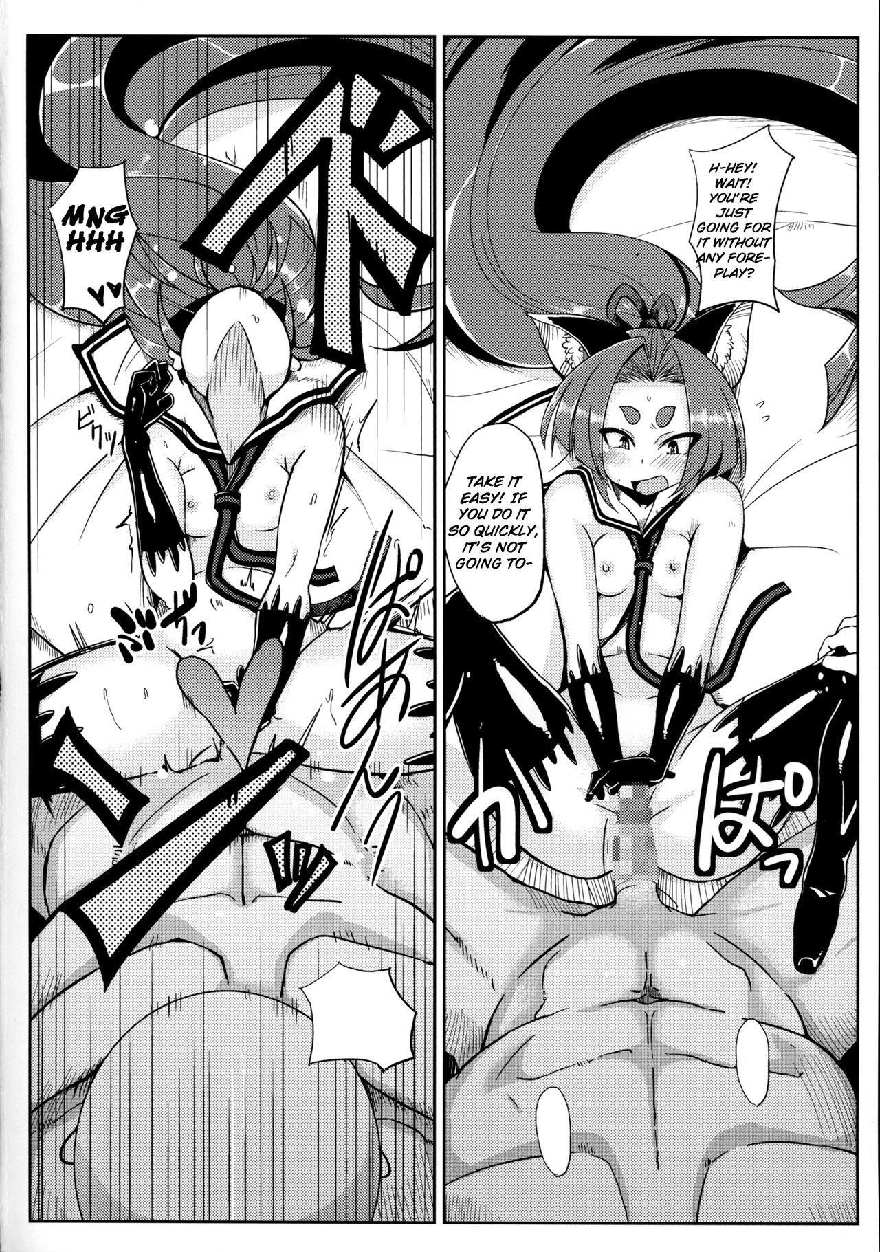 Dorei Shoufukan Hatsuharu | The Ship-Girl Hatsuharu Becomes an Enslaved Whore. 8