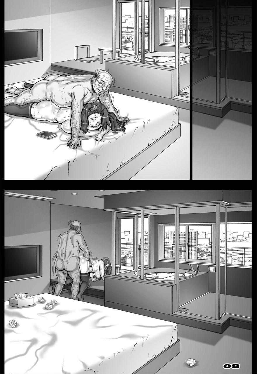 [Studio Tapa Tapa (Sengoku-kun)] Daddy-Long-Legs #2 (Gundam Build Fighters Try) [Digital] 7