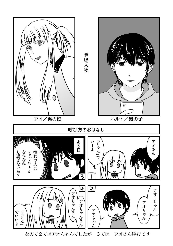 Otokonoko no Tsukurikata 3 1