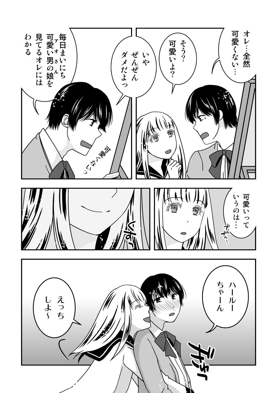 Otokonoko no Tsukurikata 3 6