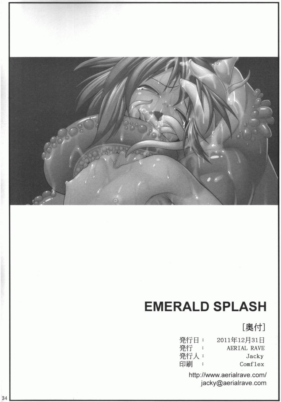 EMERALD SPLASH 32