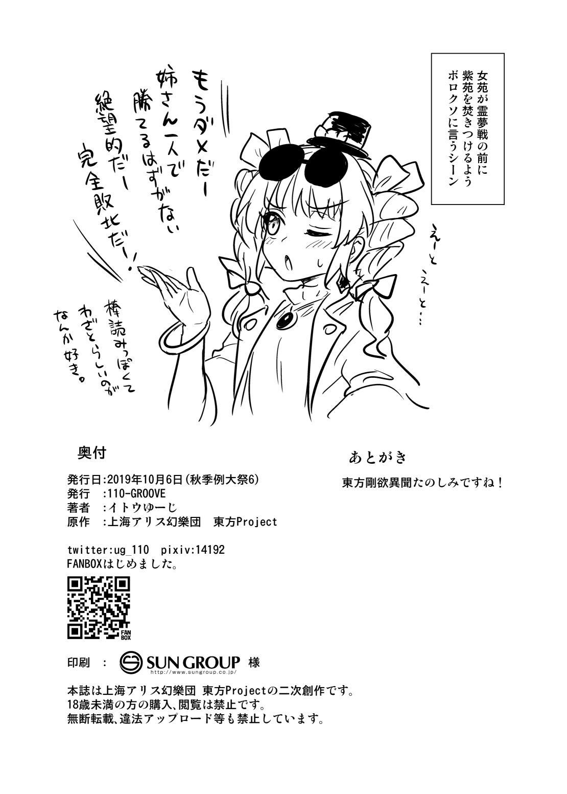Shion no Jikyuu Jisoku Daisakusen 20
