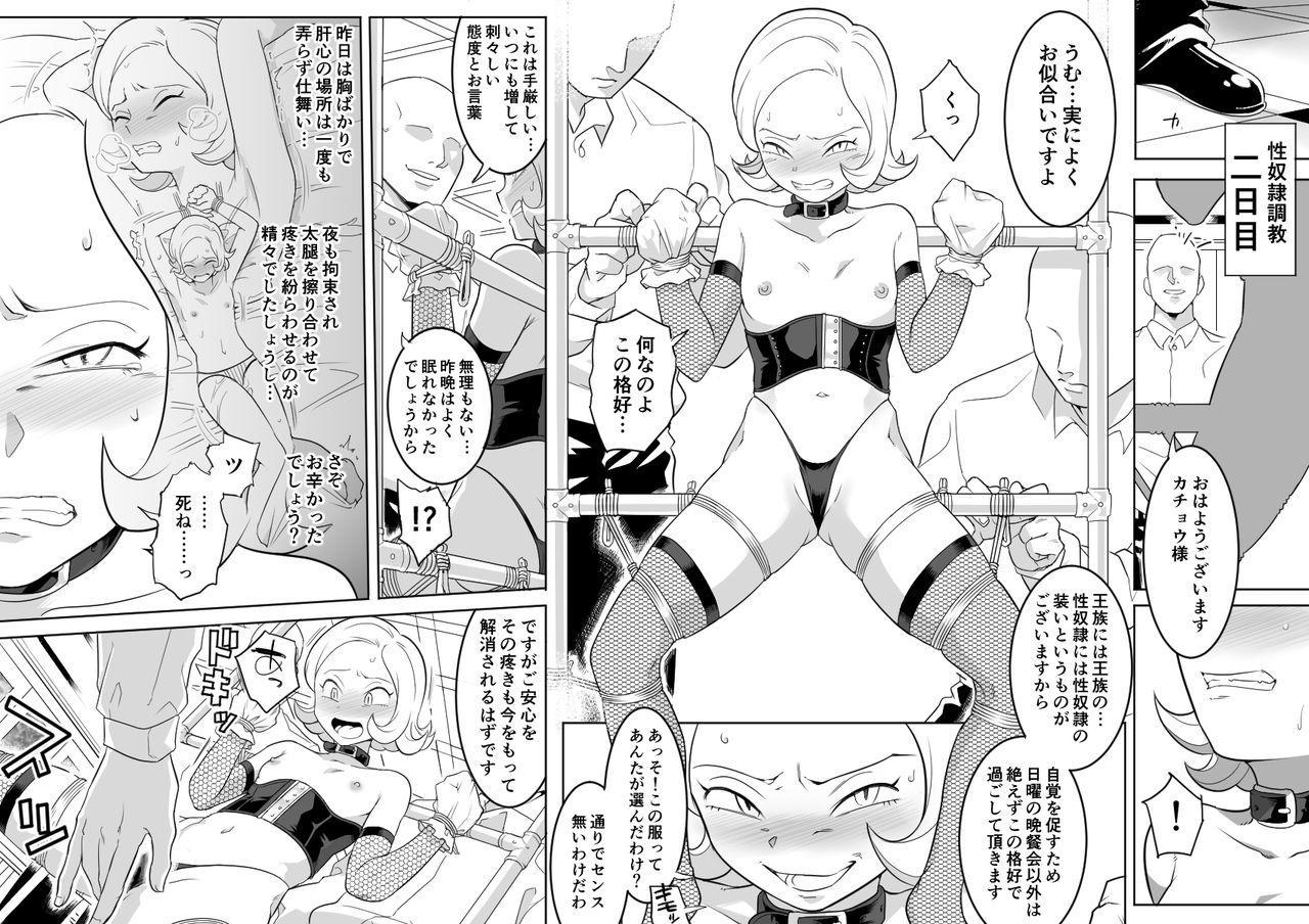 Kachou Seidorei Choukyou 9