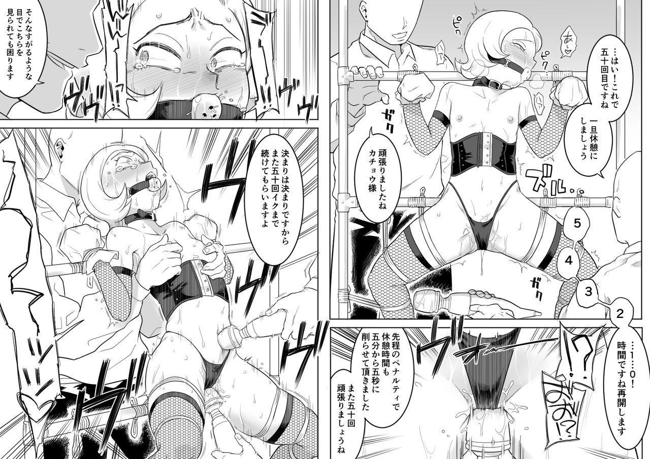 Kachou Seidorei Choukyou 15