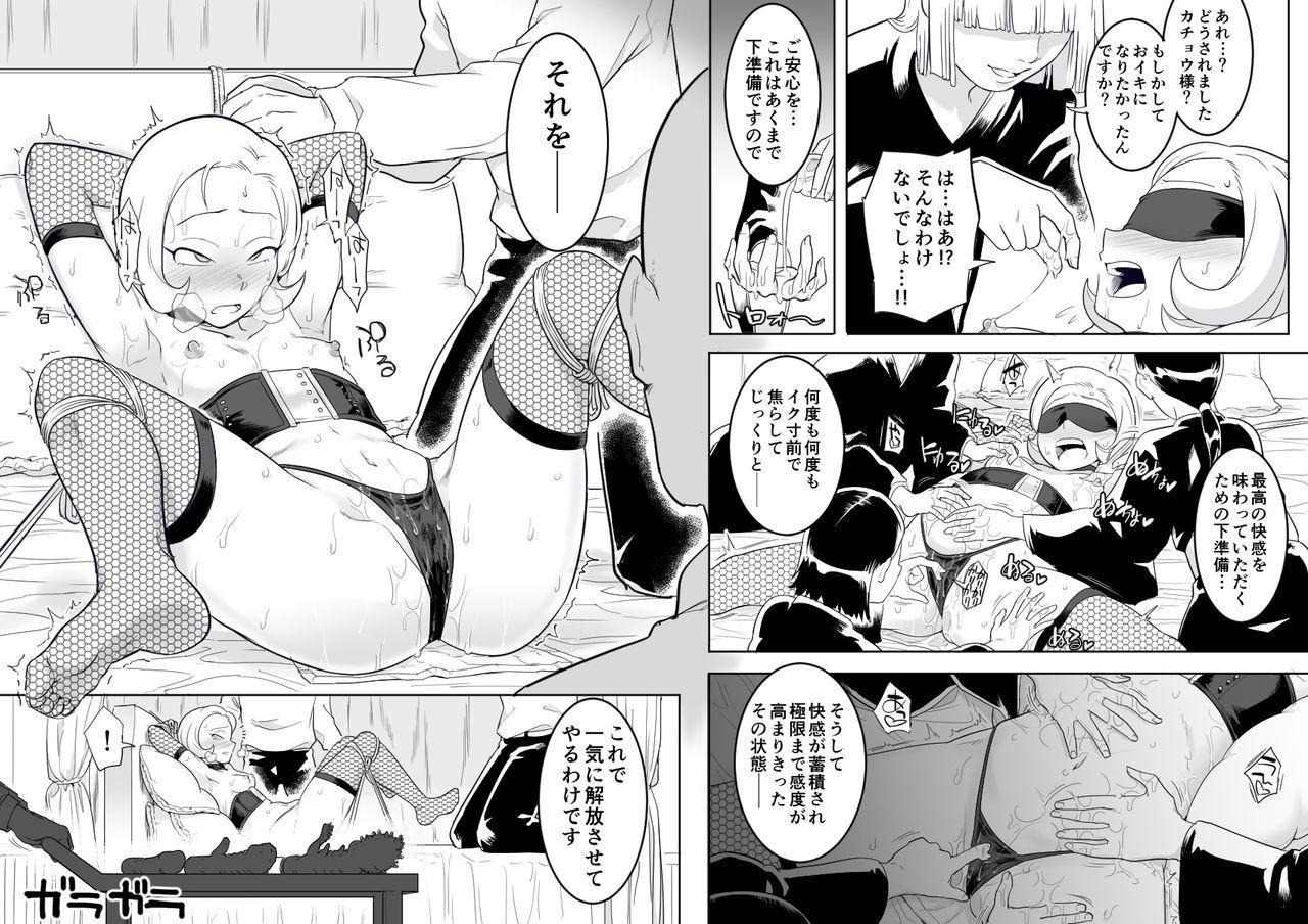 Kachou Seidorei Choukyou 19