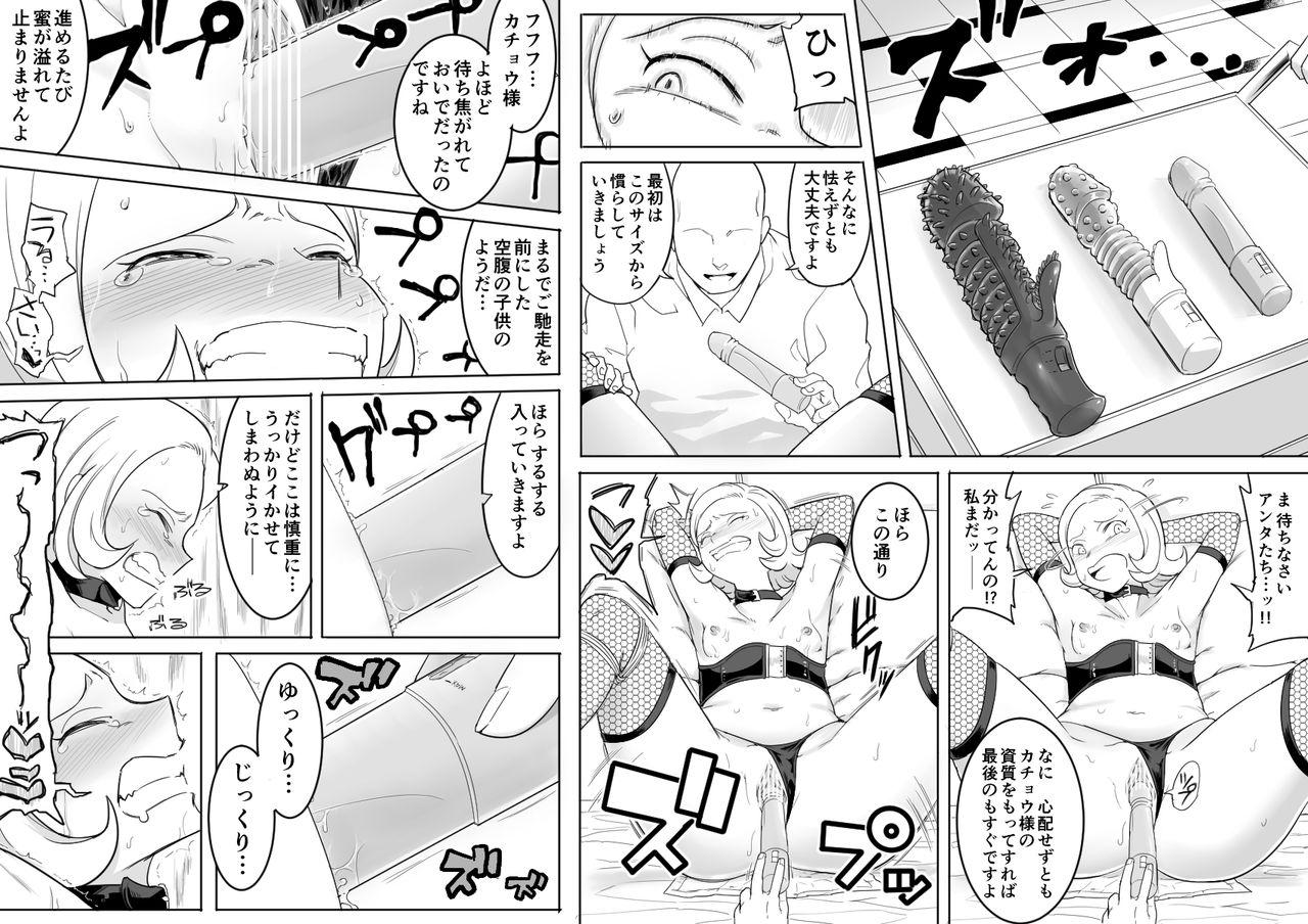 Kachou Seidorei Choukyou 20