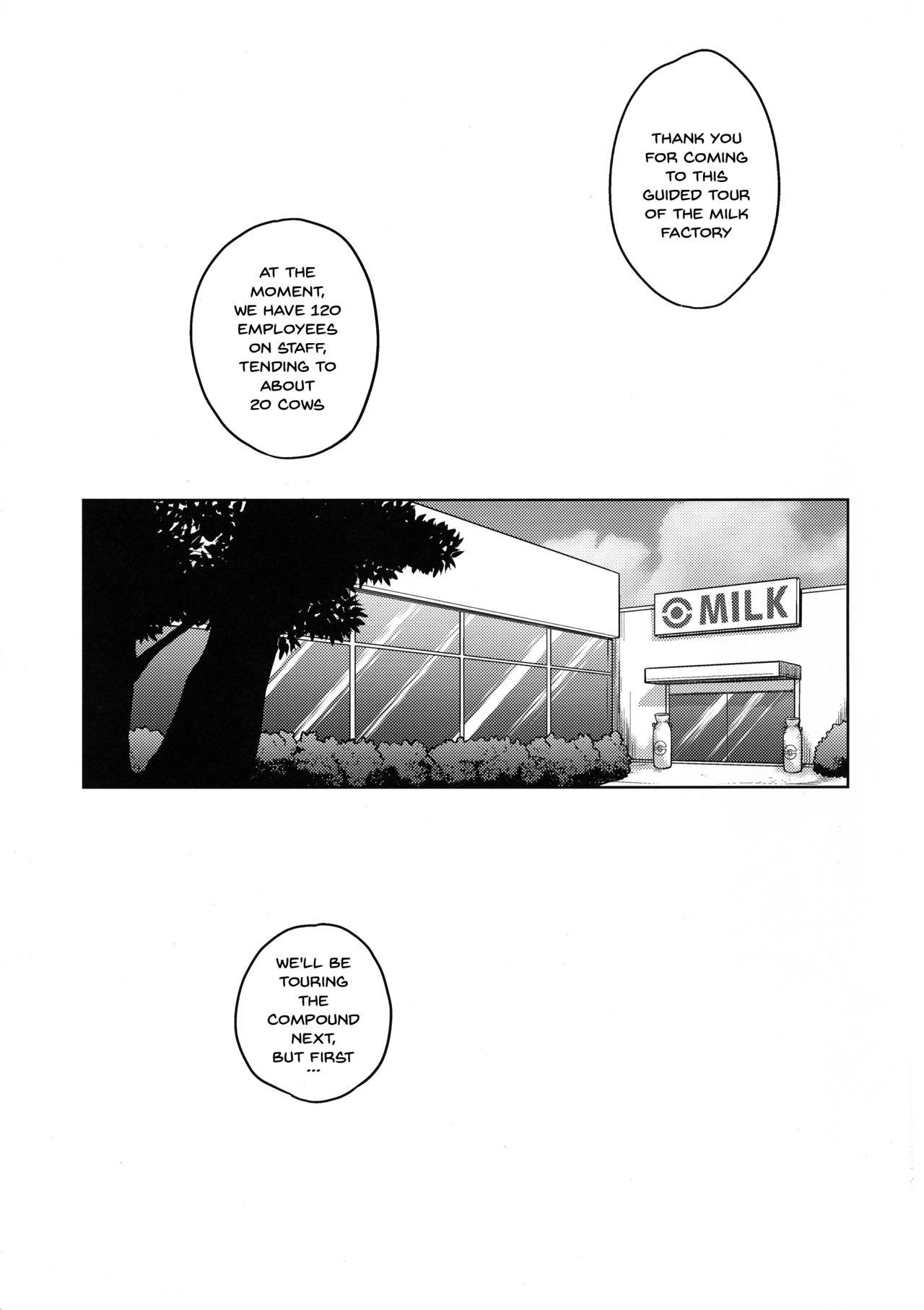 Occult Mania-chan no Milk Factory 2