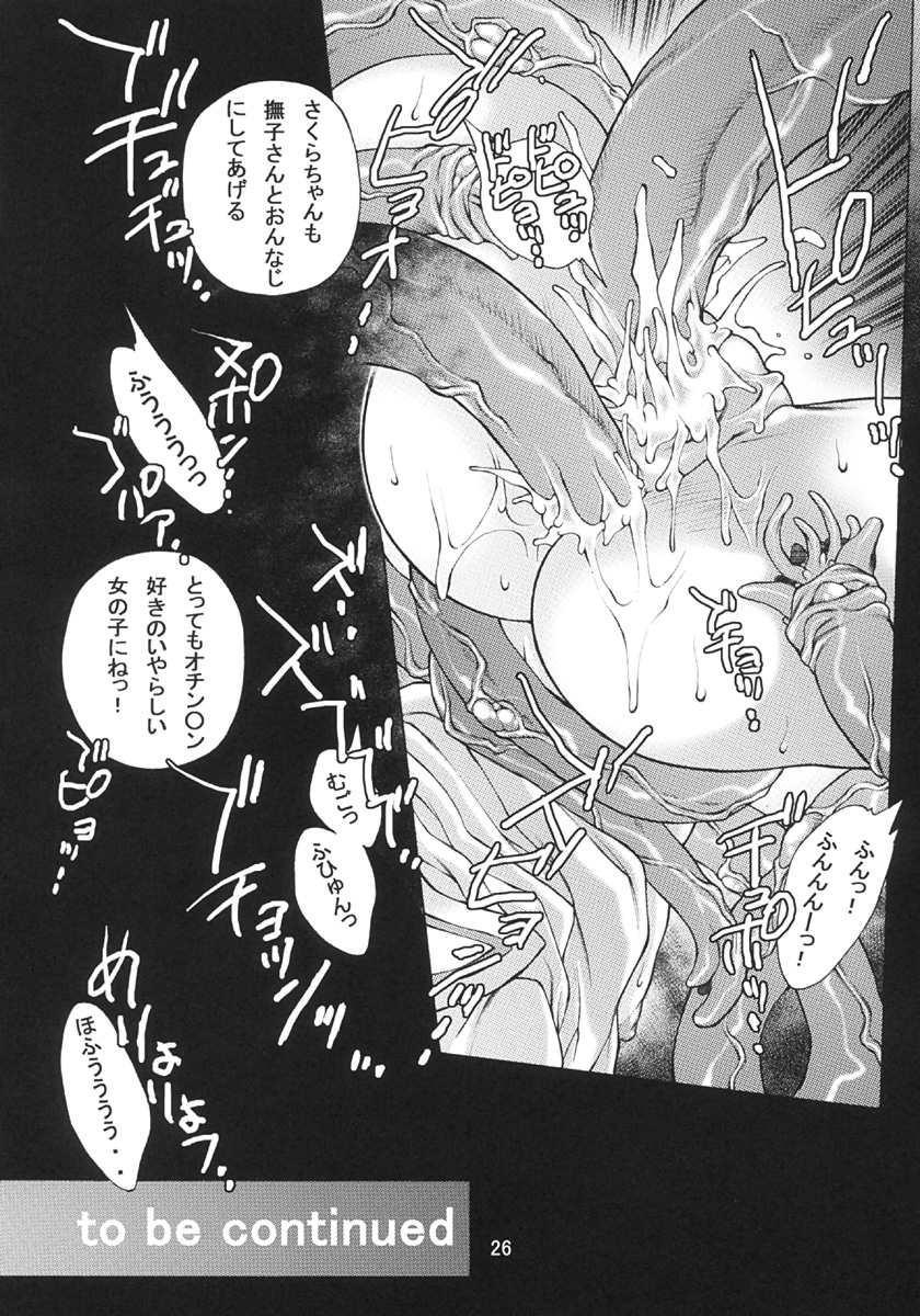 Kagami no Naka no CHERRIES 24