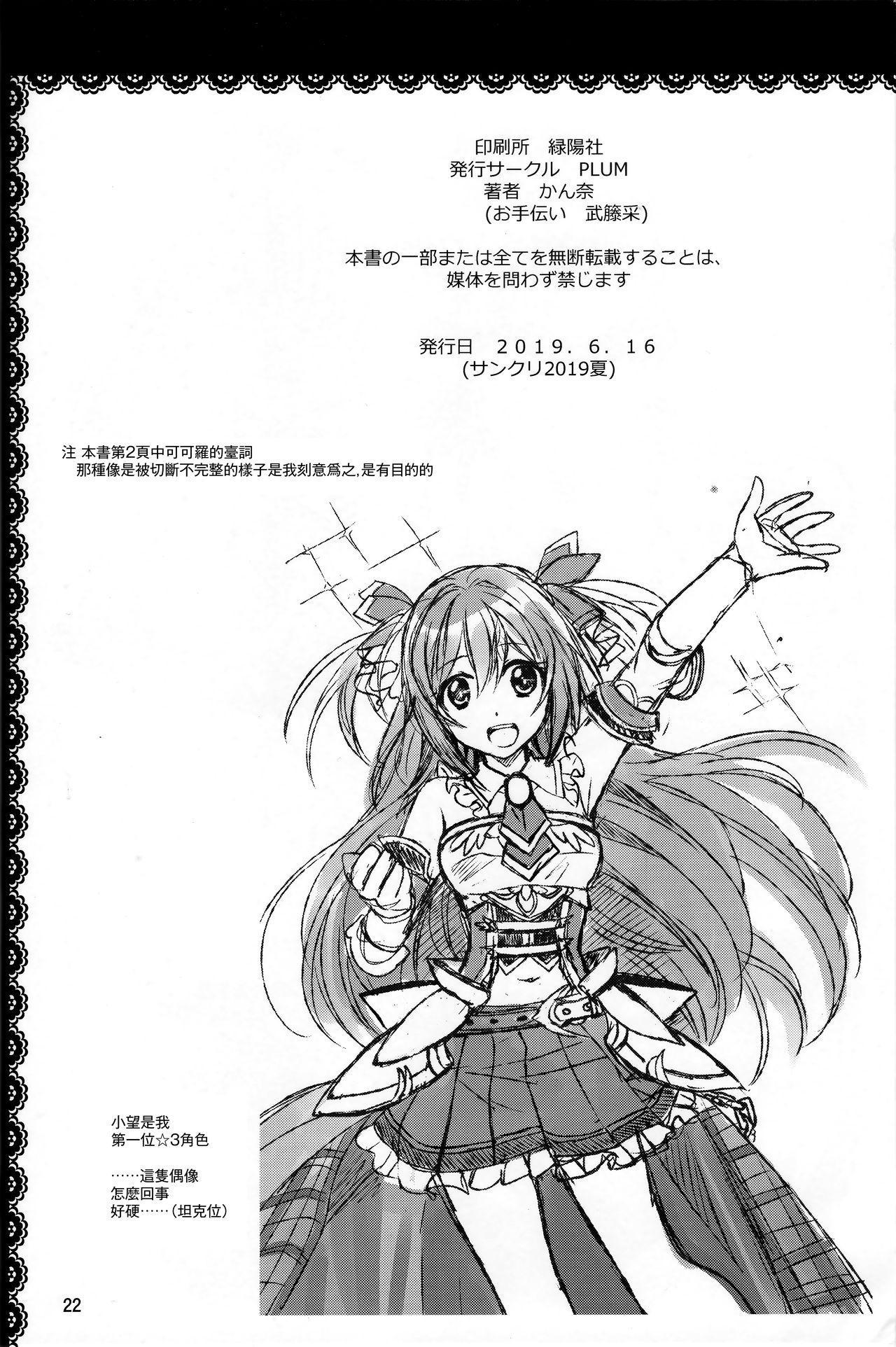 Aruji-sama ni Naisho no Memory Piece 21