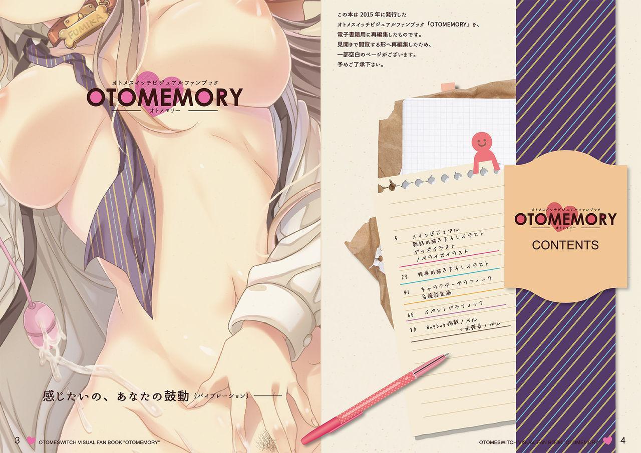 オトメスイッチビジュアルファンブック OTOMEMORY ~オトメモリー~ 1