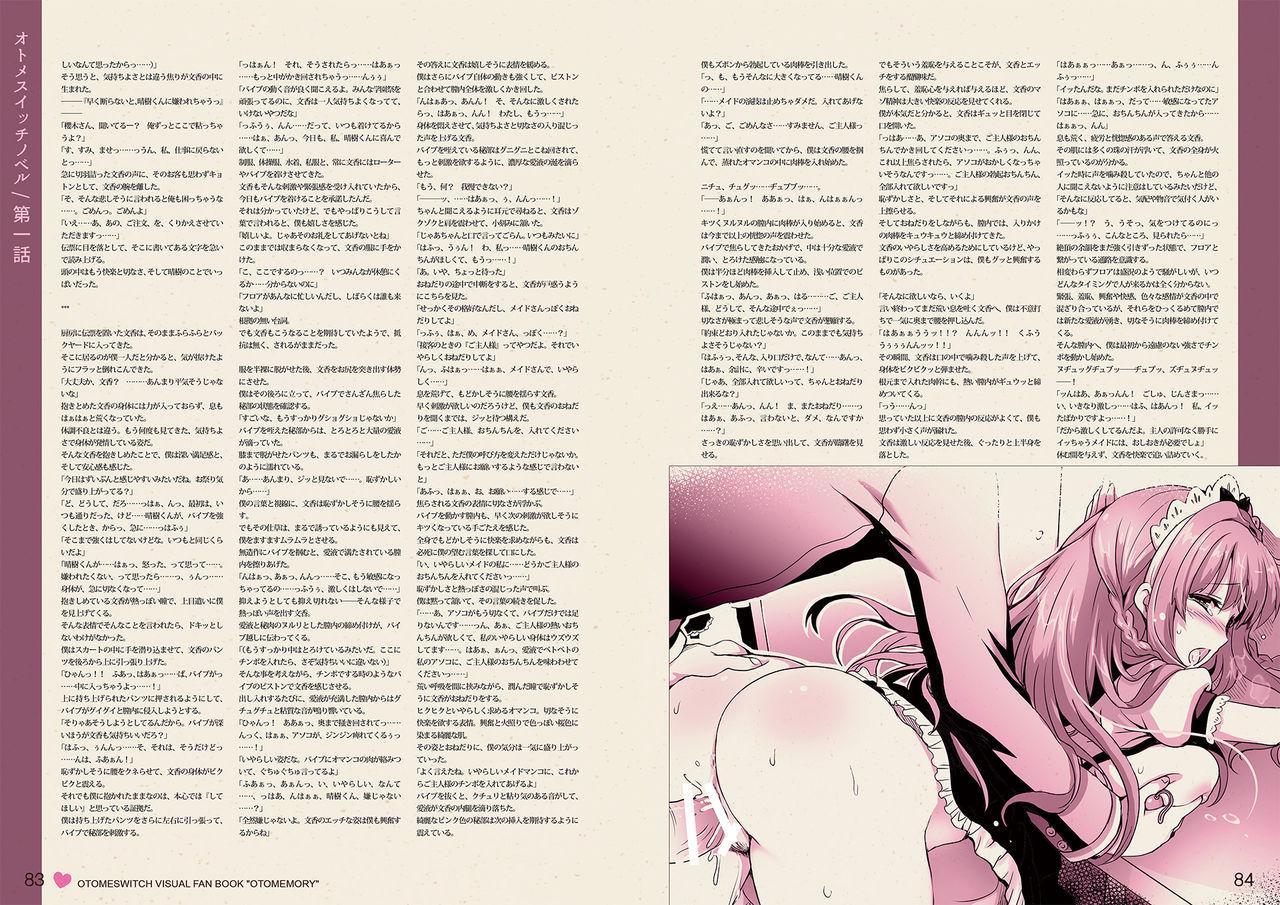 オトメスイッチビジュアルファンブック OTOMEMORY ~オトメモリー~ 41