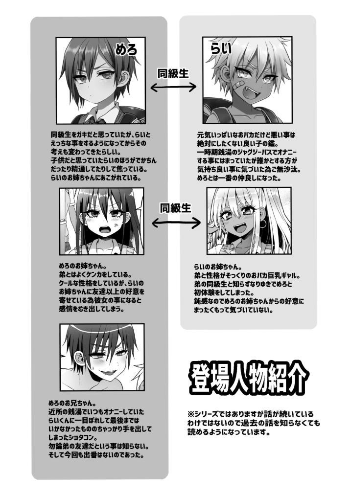 Kazoku Ryokou dakedo Ecchi na Koto ga Shitai! 2