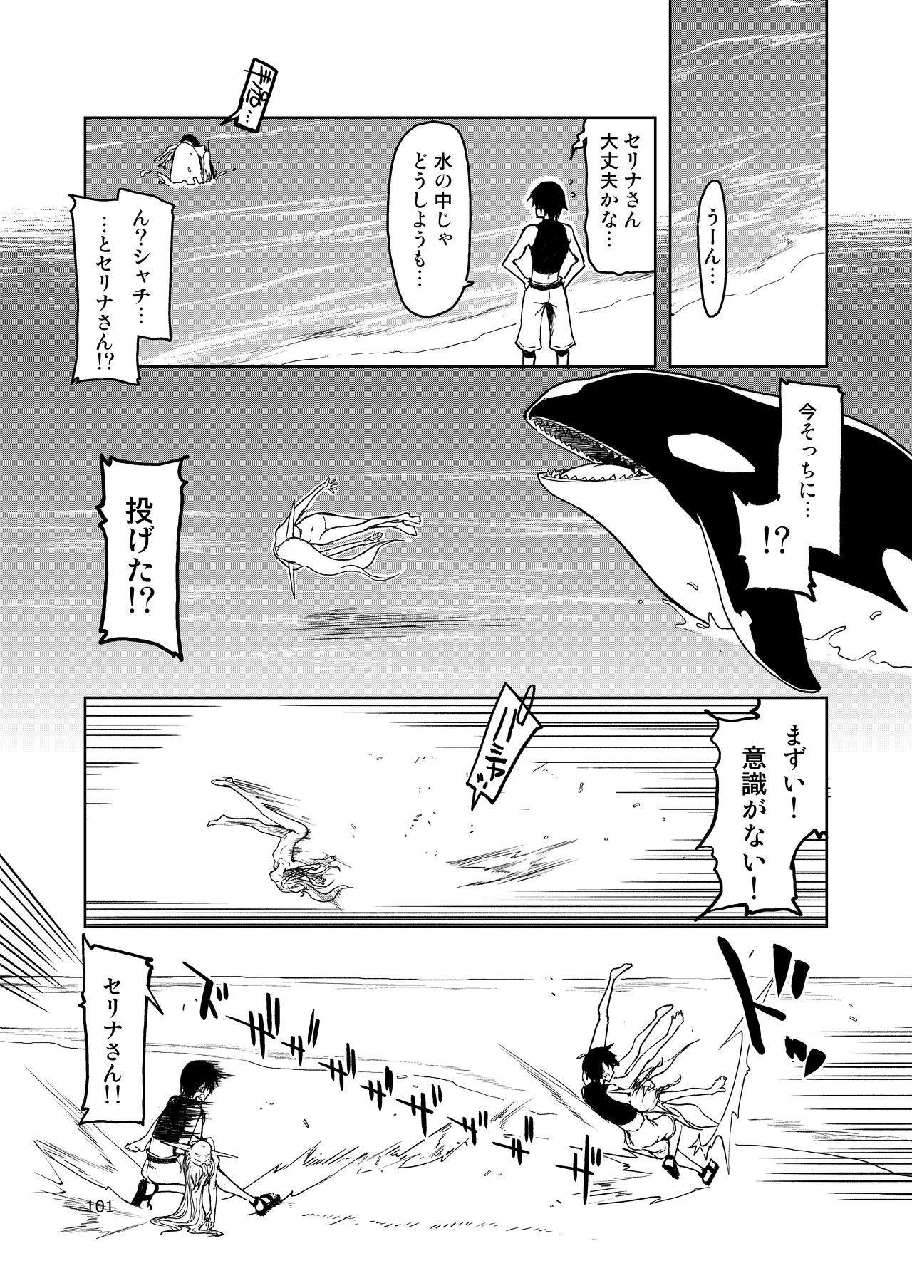 Dosukebe Elf no Ishukan Nikki Matome 2 101