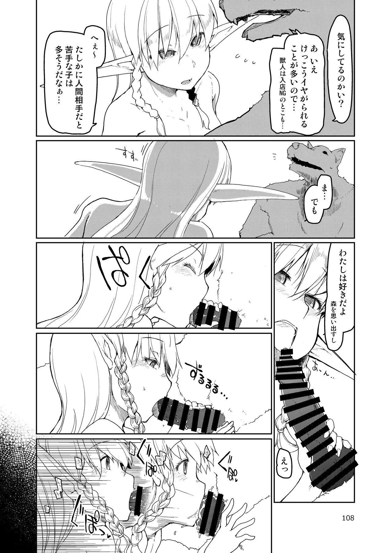 Dosukebe Elf no Ishukan Nikki Matome 2 108