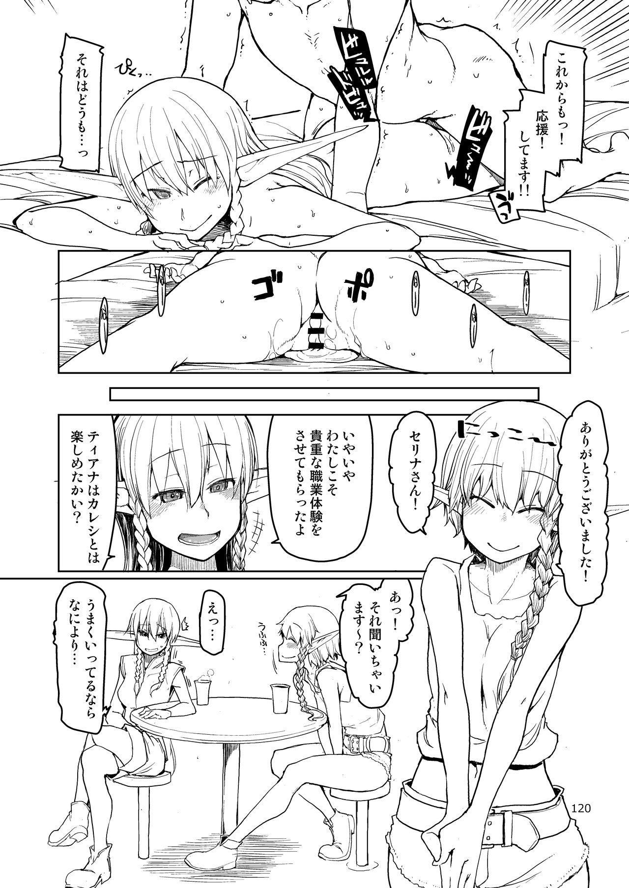 Dosukebe Elf no Ishukan Nikki Matome 2 120