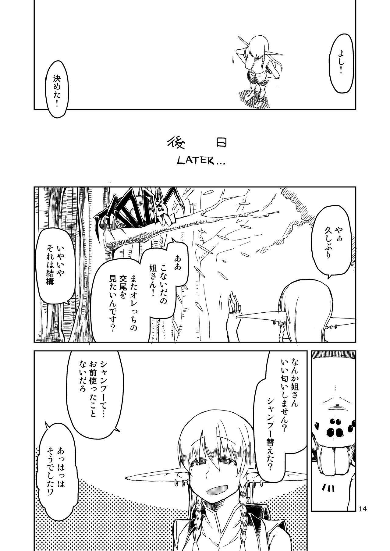 Dosukebe Elf no Ishukan Nikki Matome 2 14