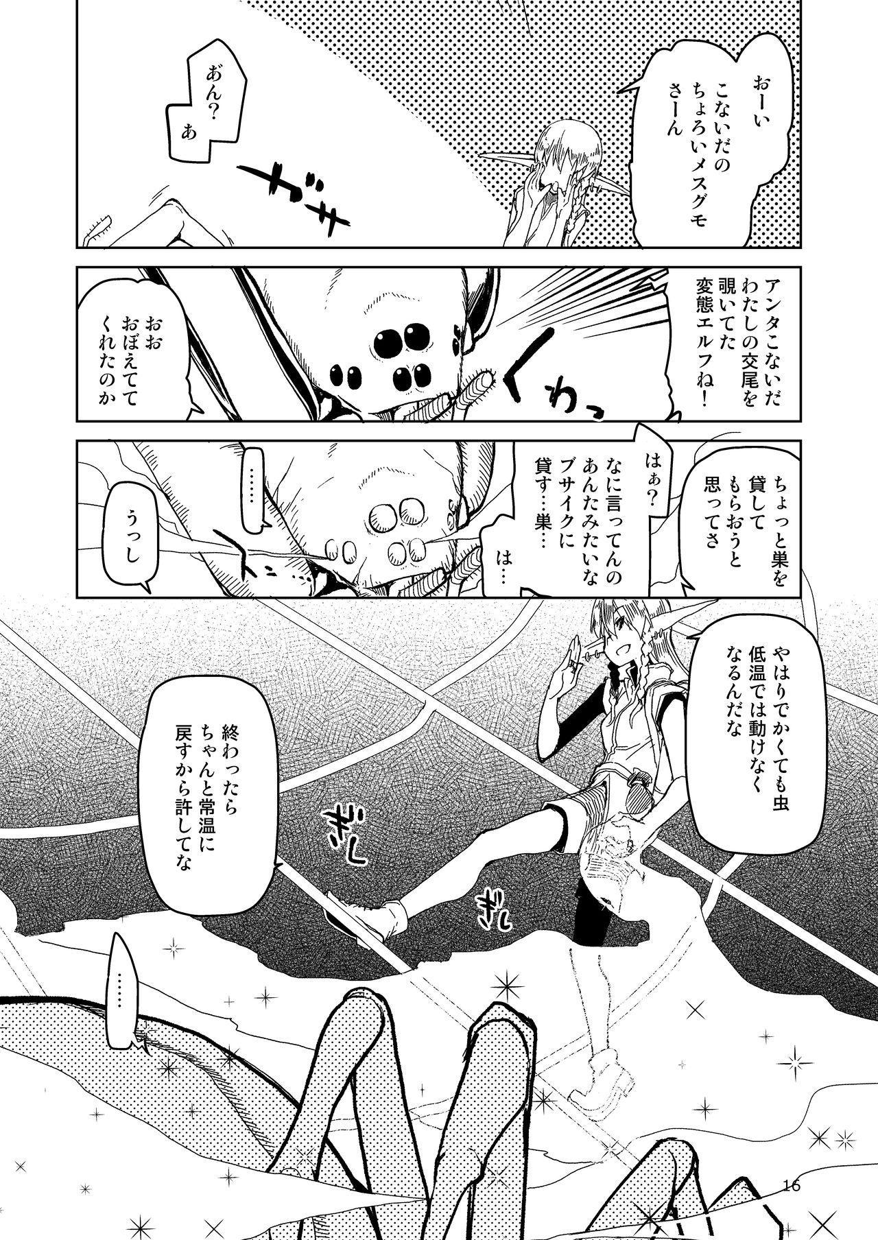 Dosukebe Elf no Ishukan Nikki Matome 2 16