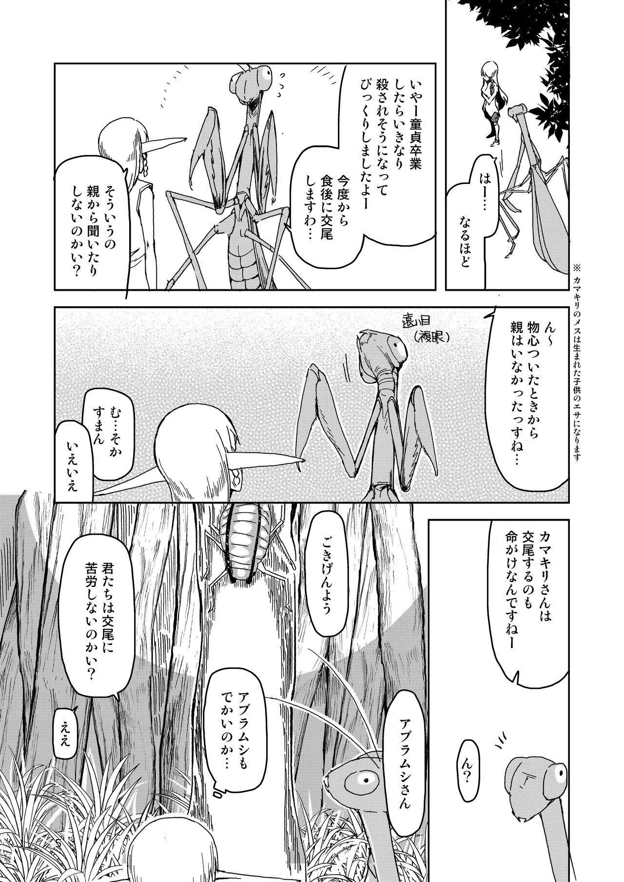 Dosukebe Elf no Ishukan Nikki Matome 2 5