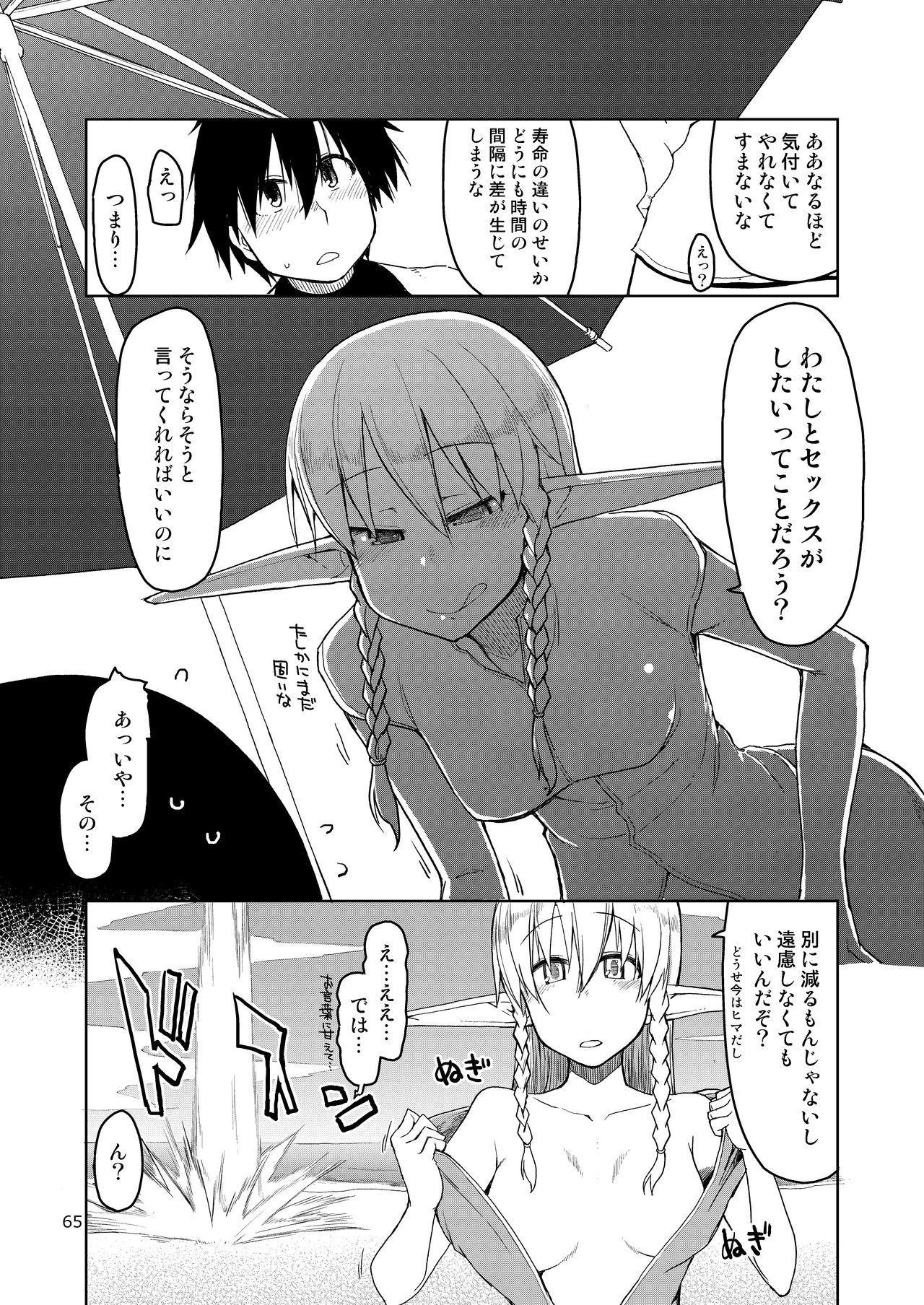 Dosukebe Elf no Ishukan Nikki Matome 2 65