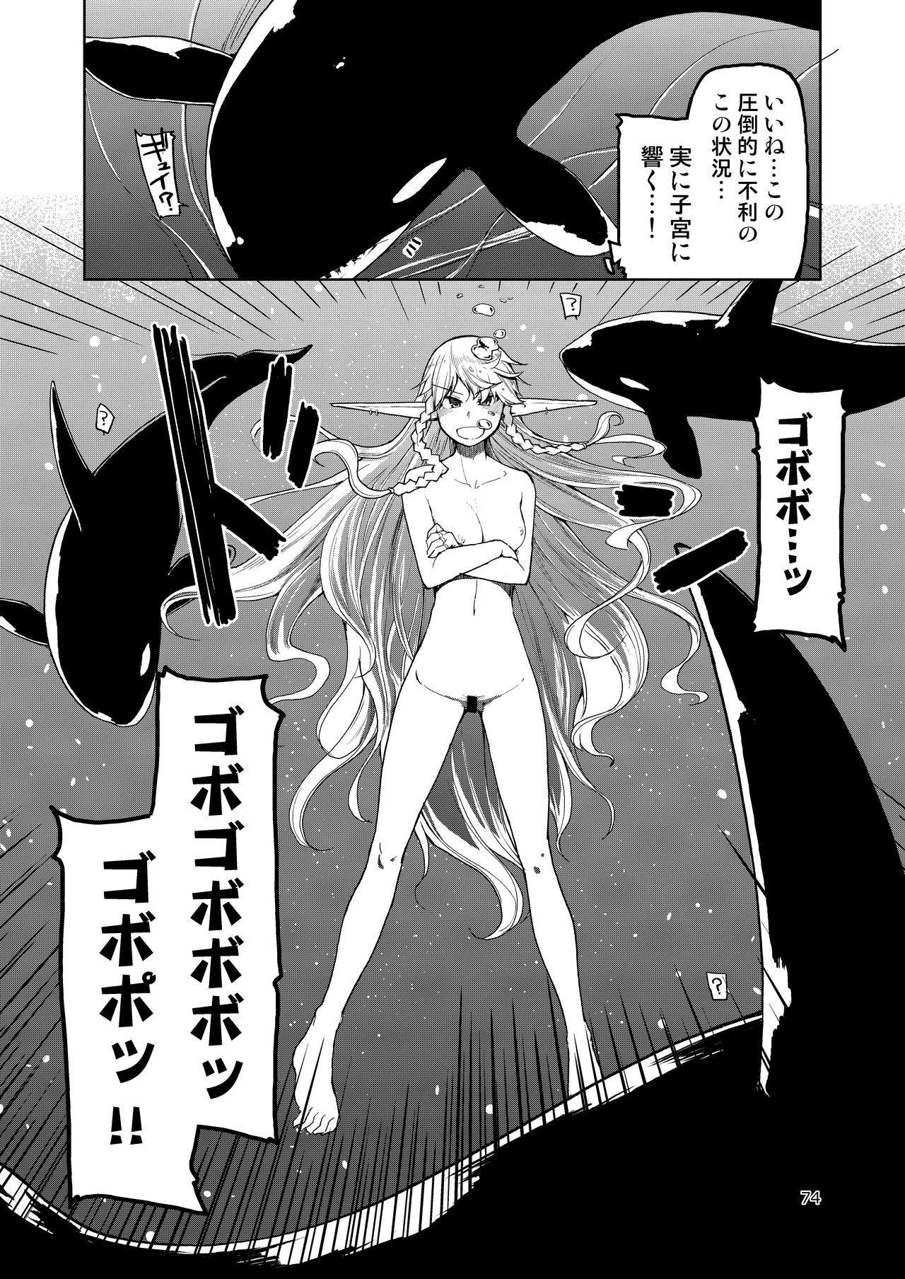 Dosukebe Elf no Ishukan Nikki Matome 2 74
