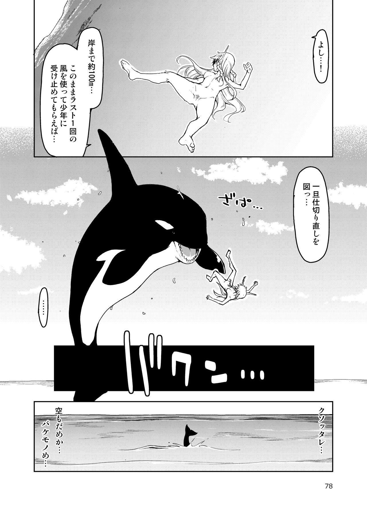 Dosukebe Elf no Ishukan Nikki Matome 2 78