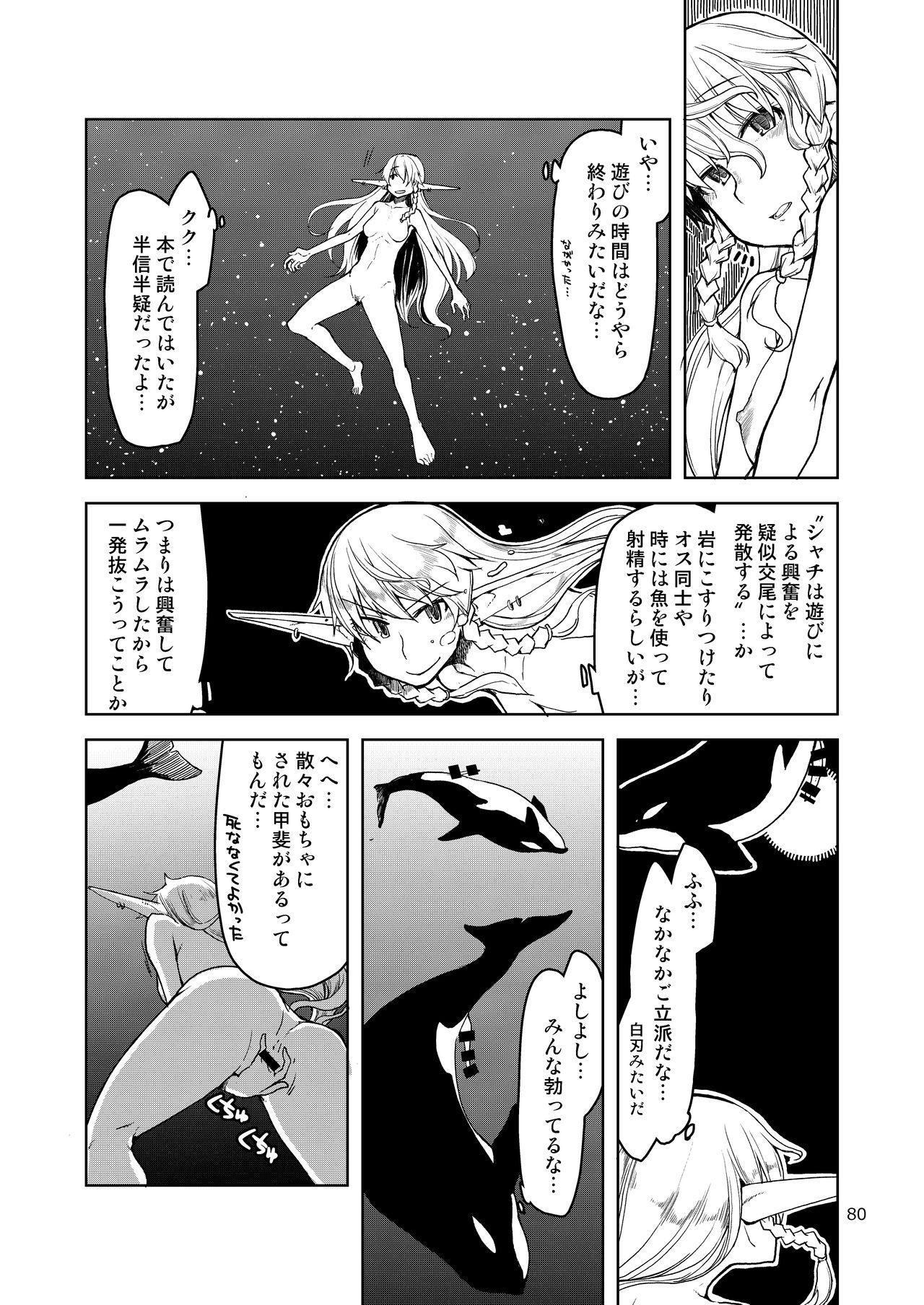 Dosukebe Elf no Ishukan Nikki Matome 2 80