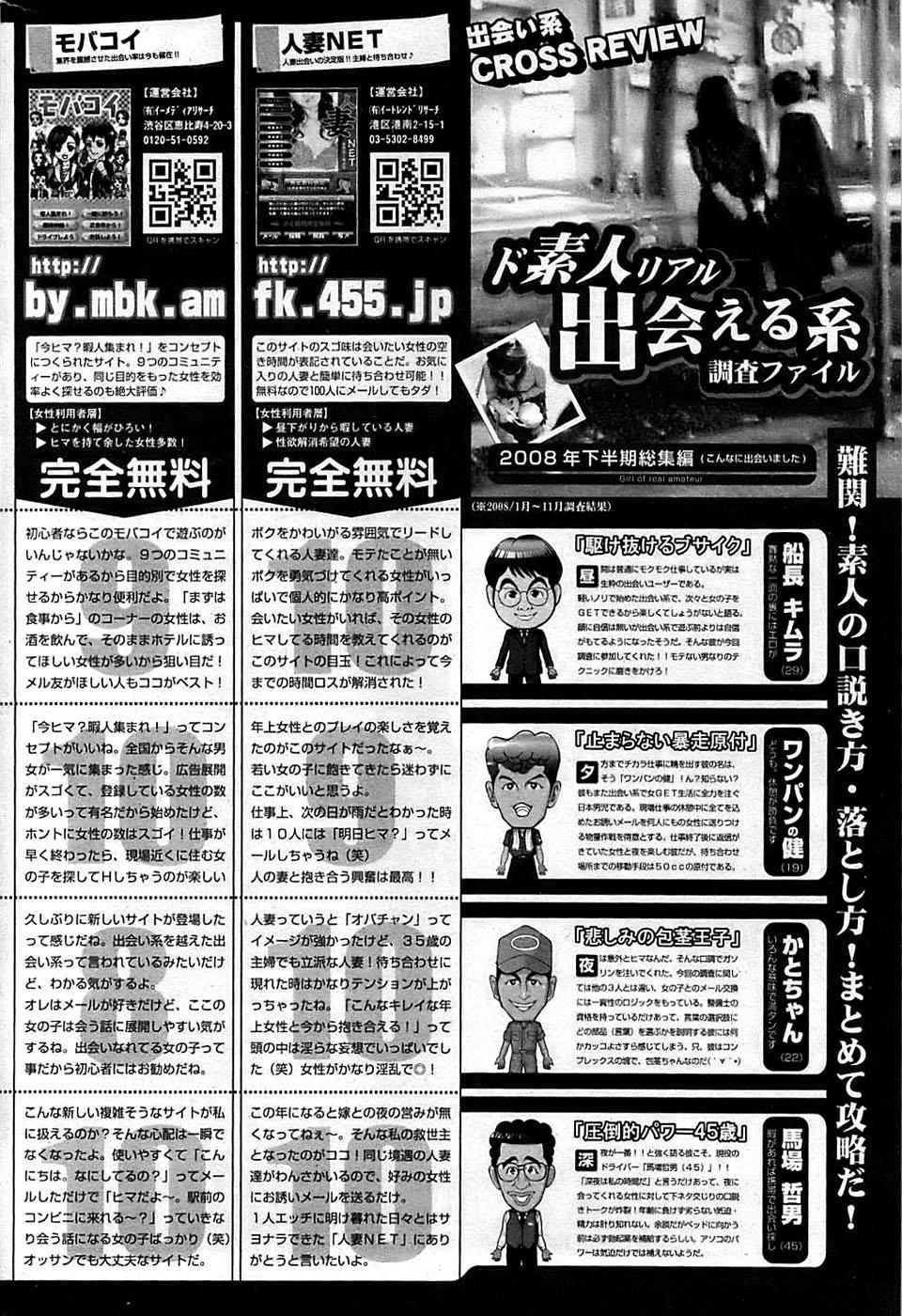 COMIC Shitsurakuten 2009-02 281