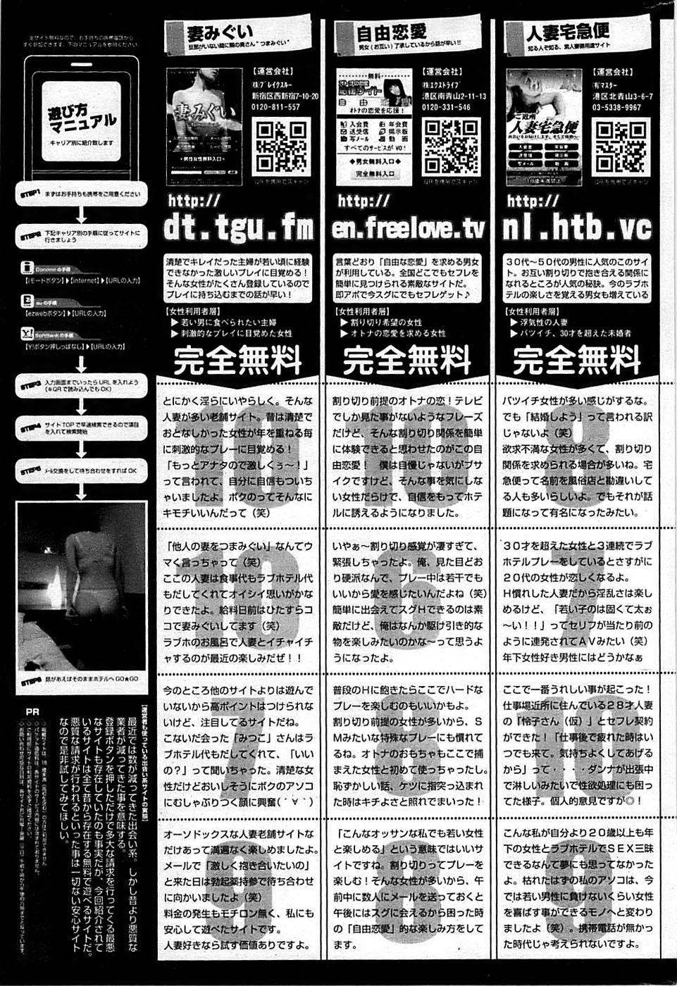 COMIC Shitsurakuten 2009-02 282