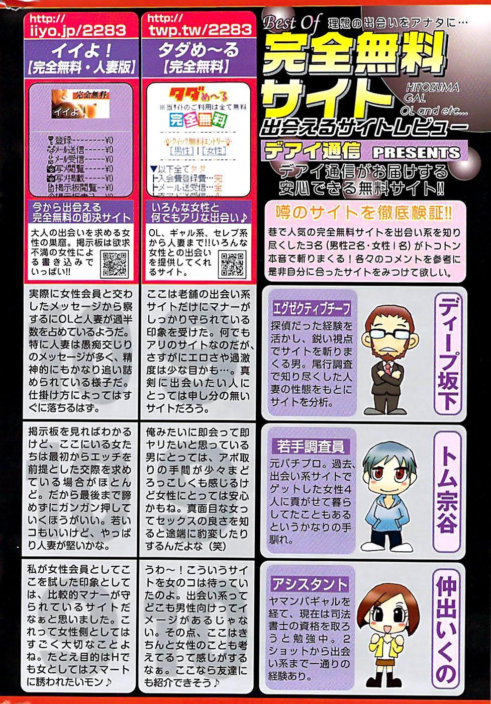 COMIC Shitsurakuten 2009-02 295