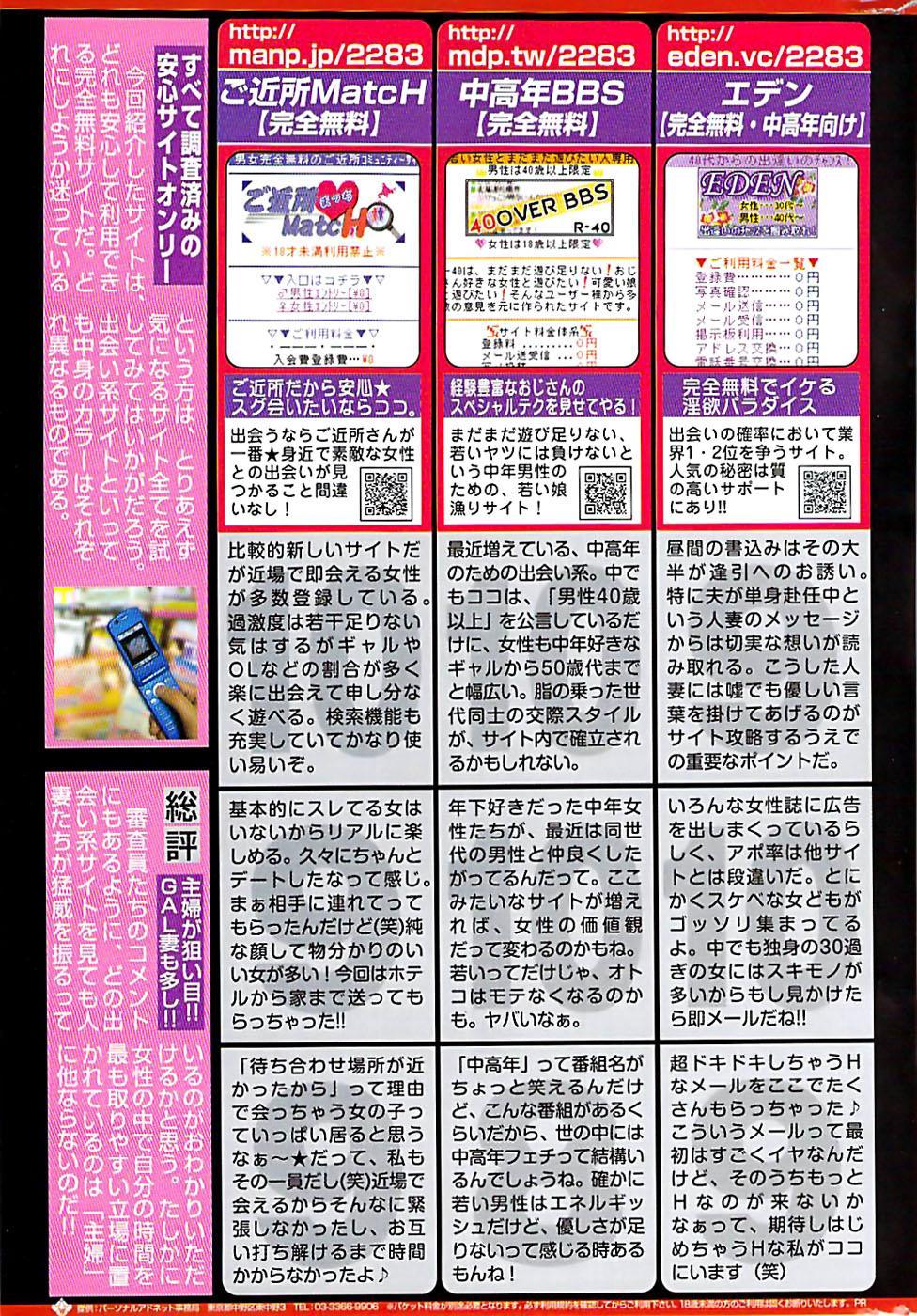 COMIC Shitsurakuten 2009-02 296