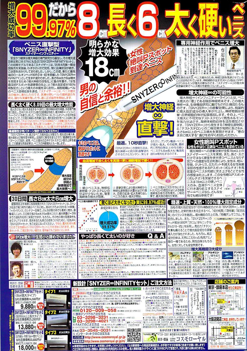 COMIC Shitsurakuten 2009-02 302