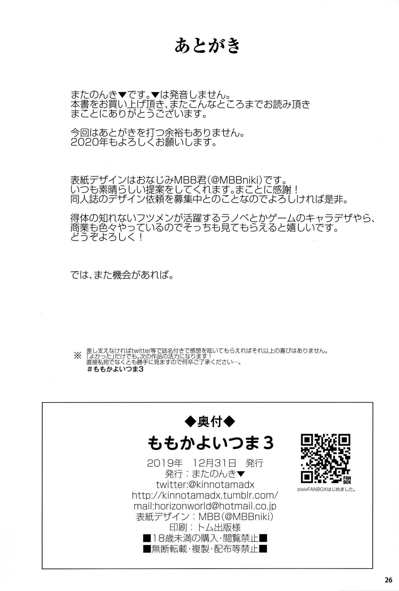 Momoka Yoitsuma 3 25