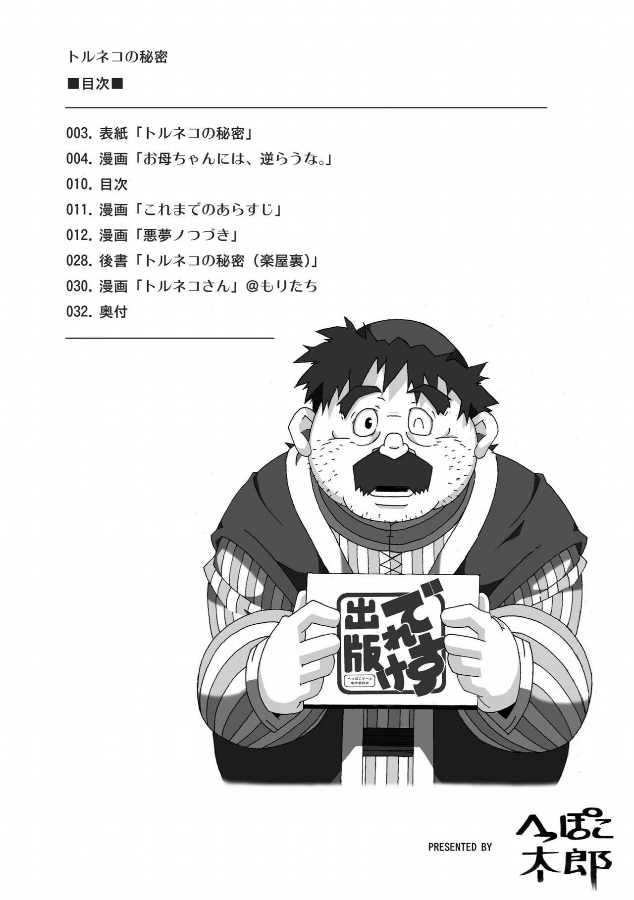 Torneko no Himitsu 9
