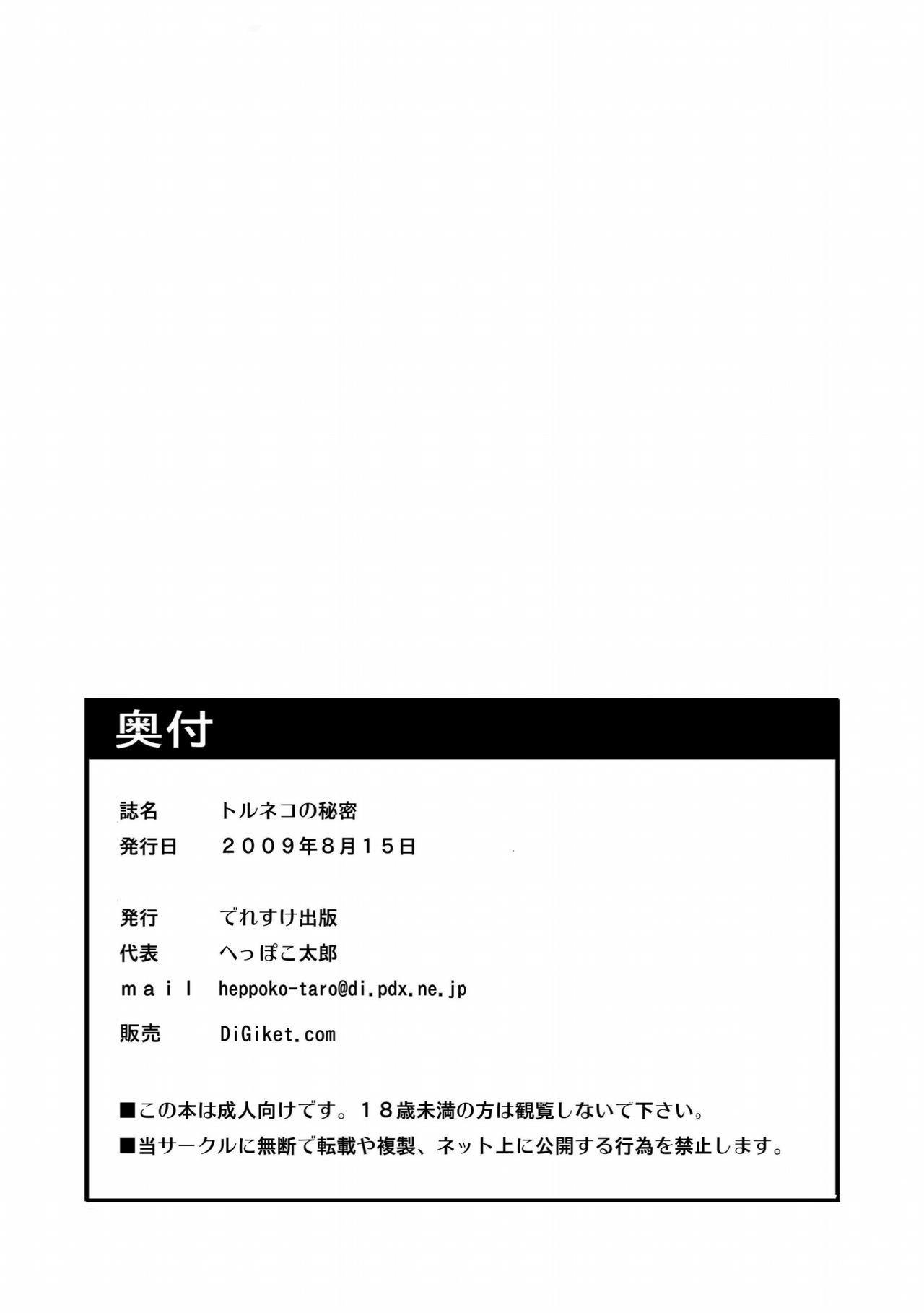 Torneko no Himitsu 31