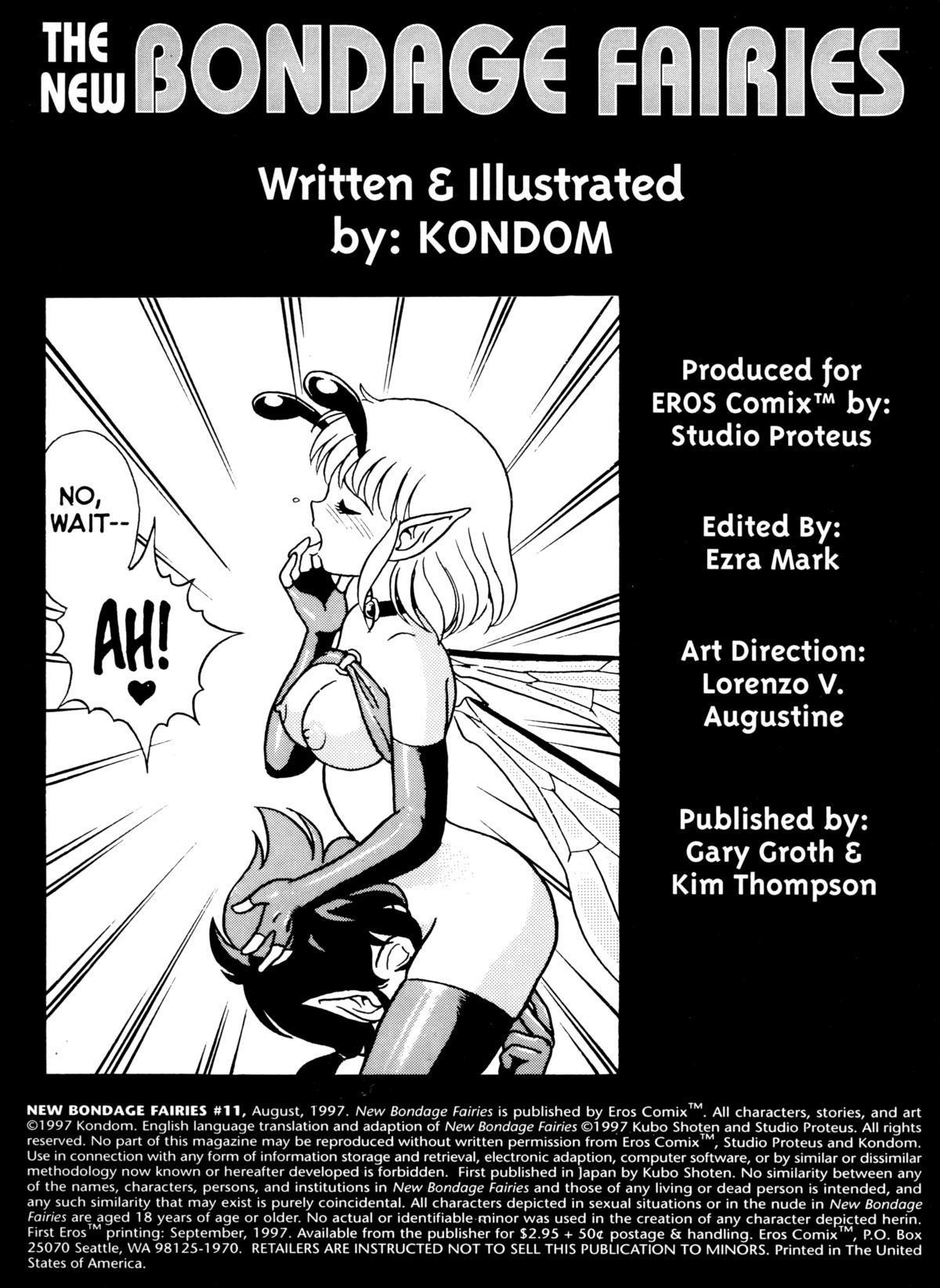 The New Bondage Fairies Issue 11 1