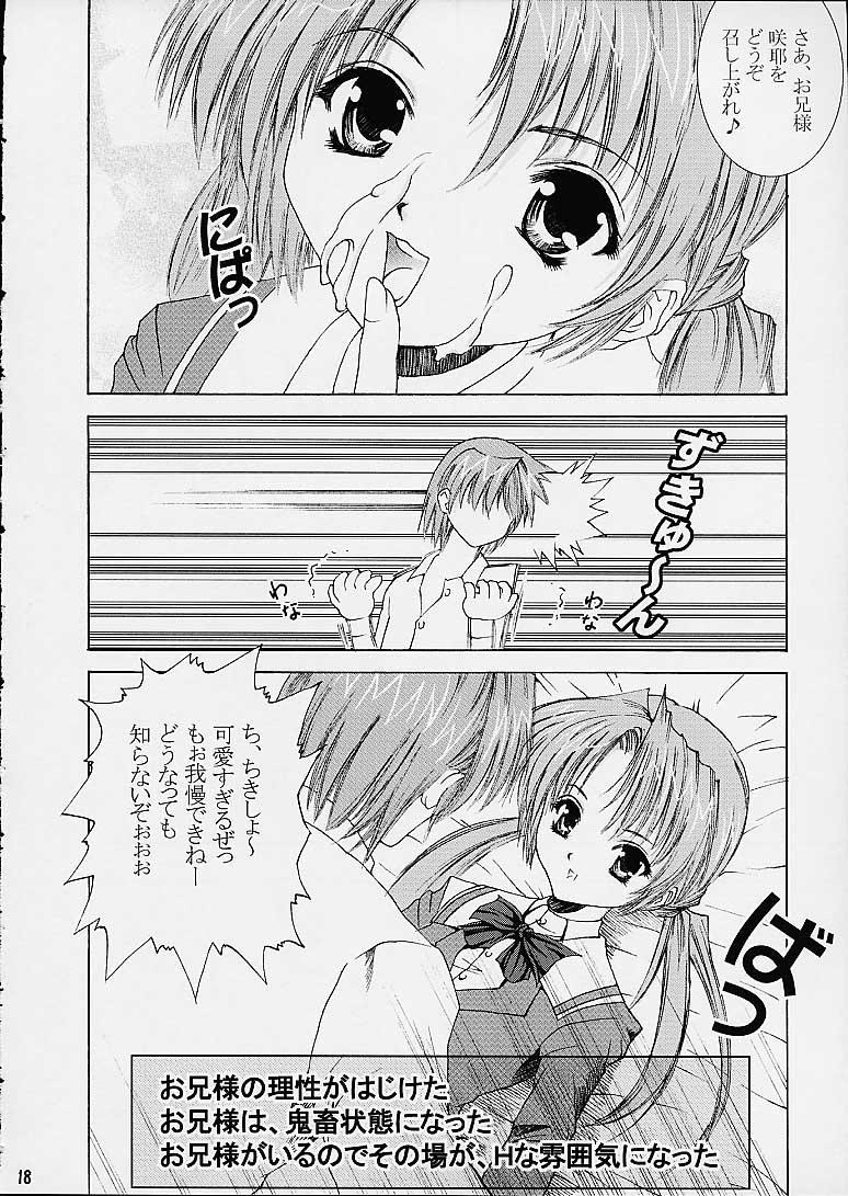 Sakuya Youkaiden 16