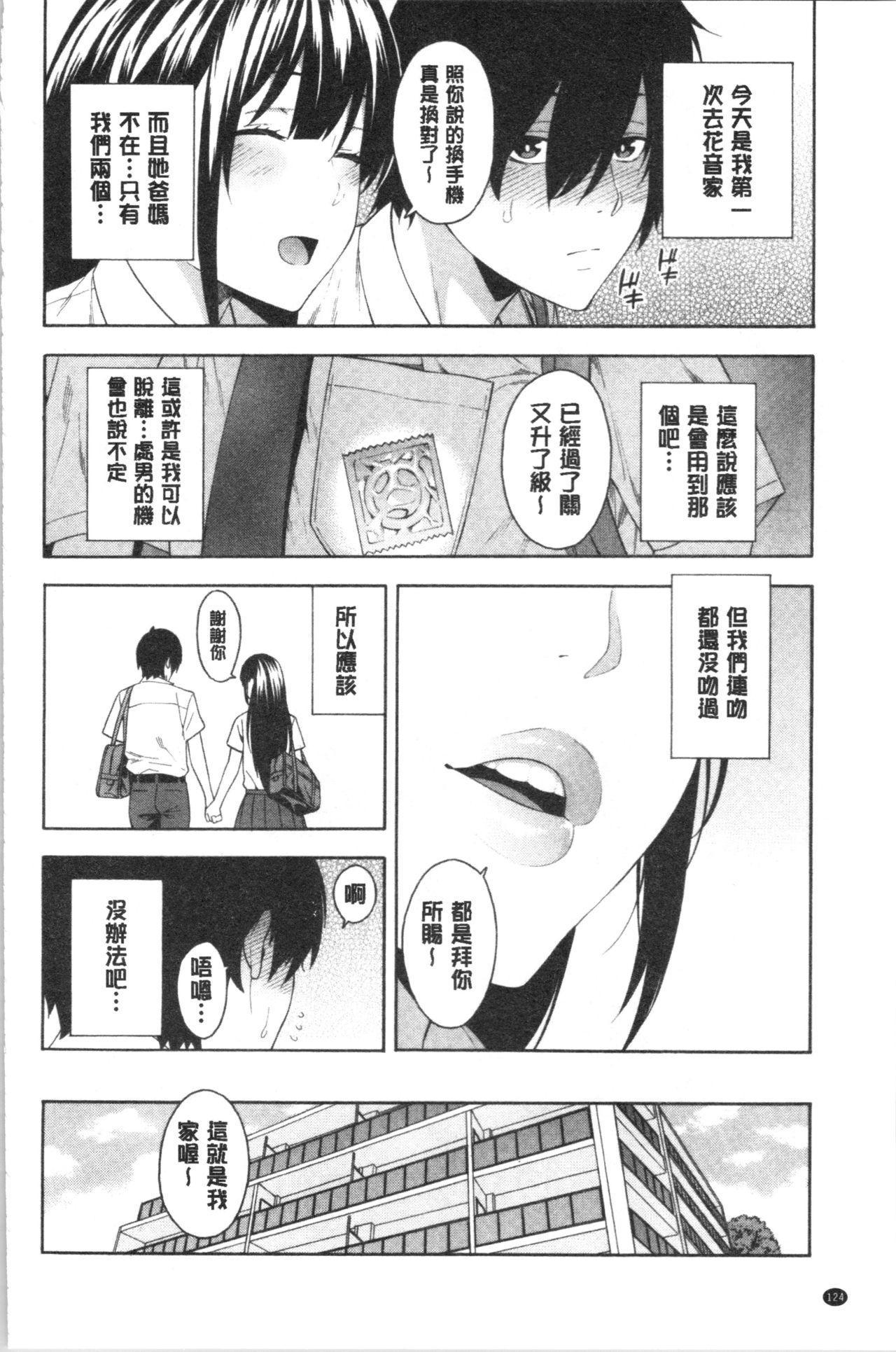 Okashite Ageru | 讓你來侵犯我 126
