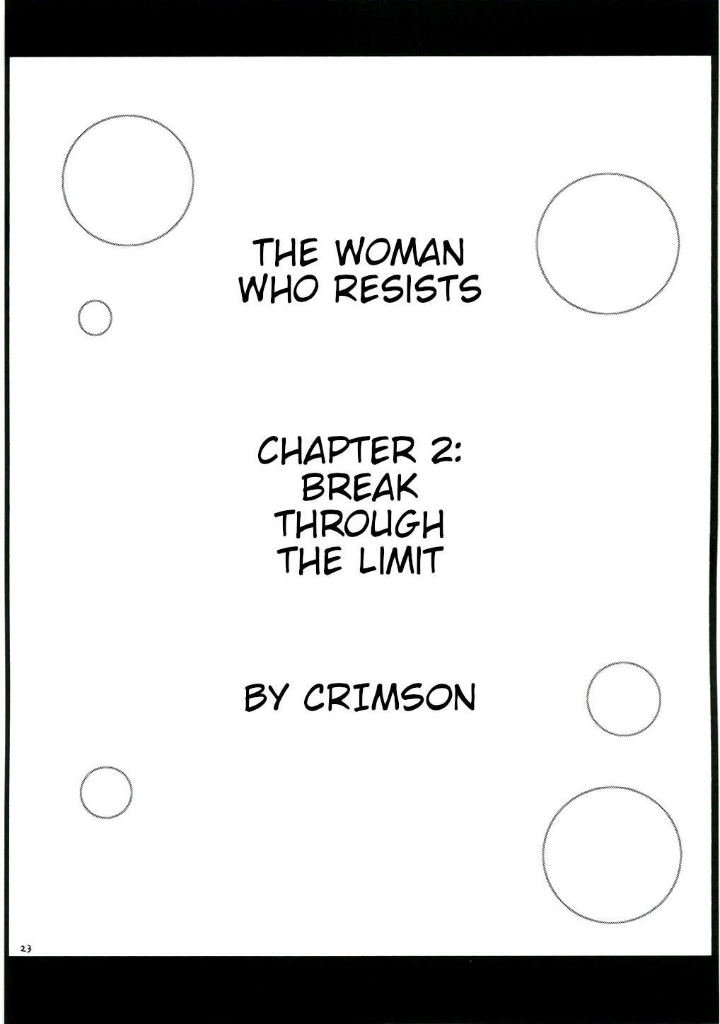 Teikou Suru Onna | The Woman Who Resists 21