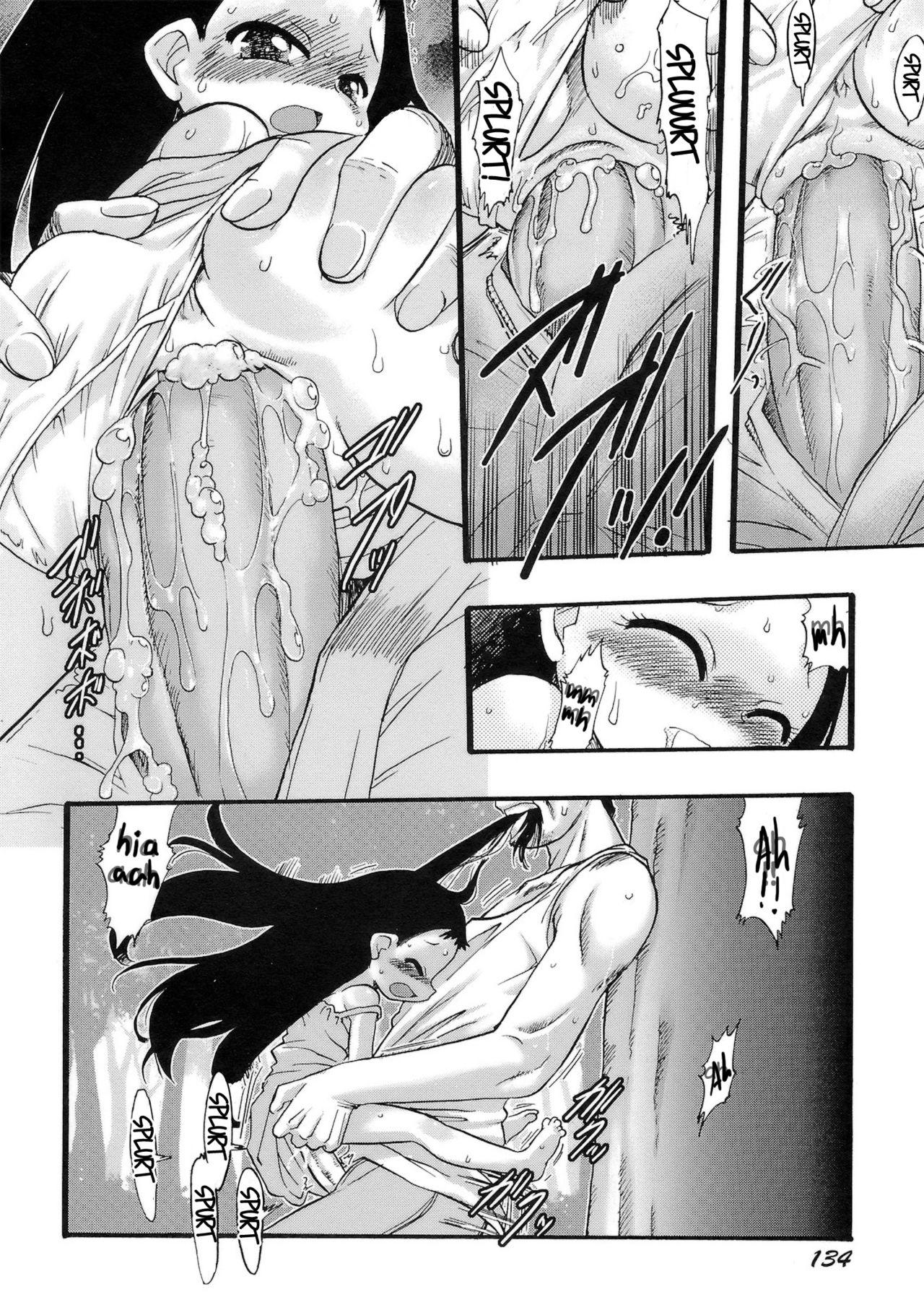 [Teruki Kuma] Osanaki Hana - Kami Haramishi Otome Ch. 1-5.5 [English] [Hige] 133