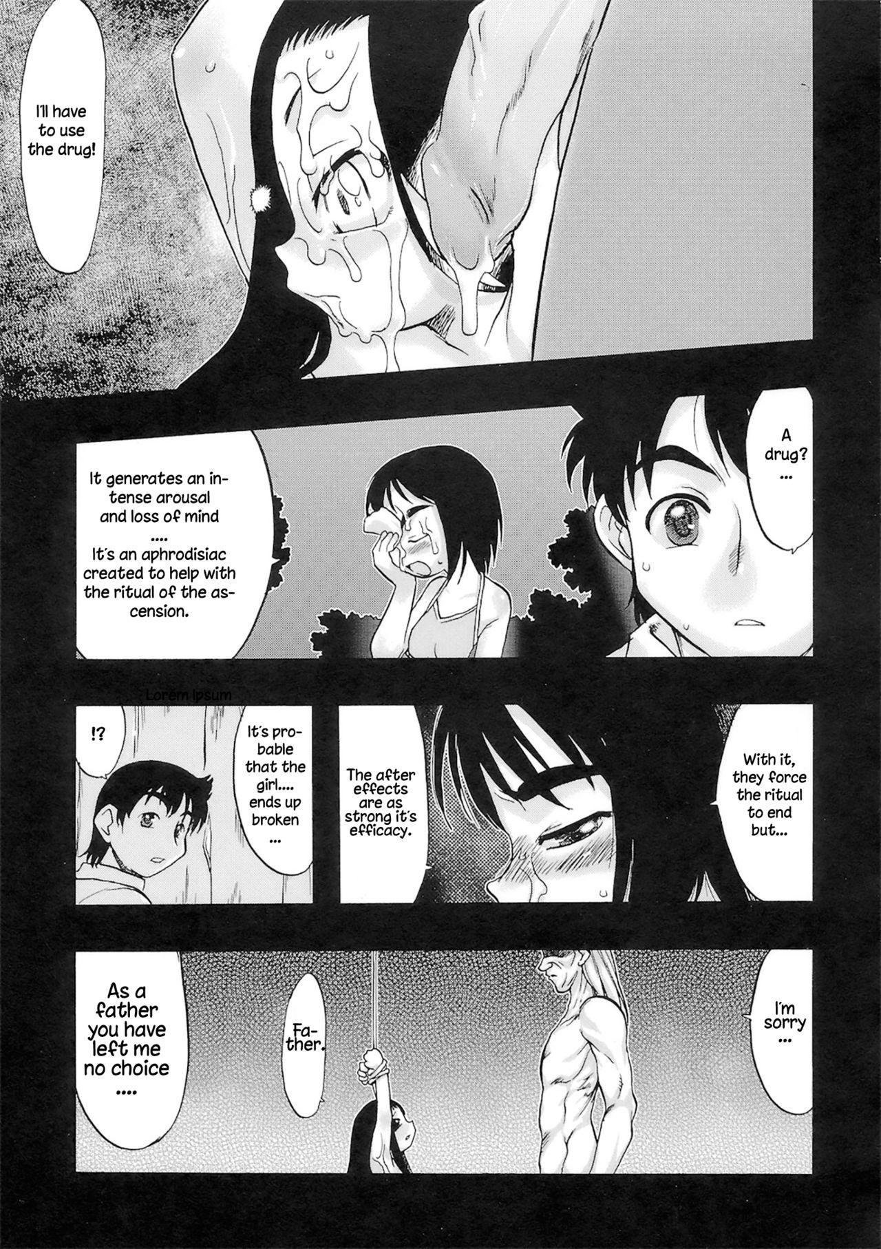 [Teruki Kuma] Osanaki Hana - Kami Haramishi Otome Ch. 1-5.5 [English] [Hige] 32