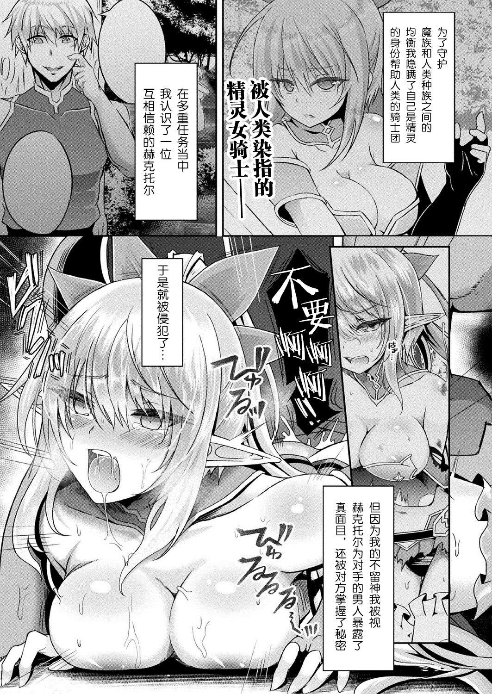 NTR Reizoku Elf Kishi Mel Kouhen 0