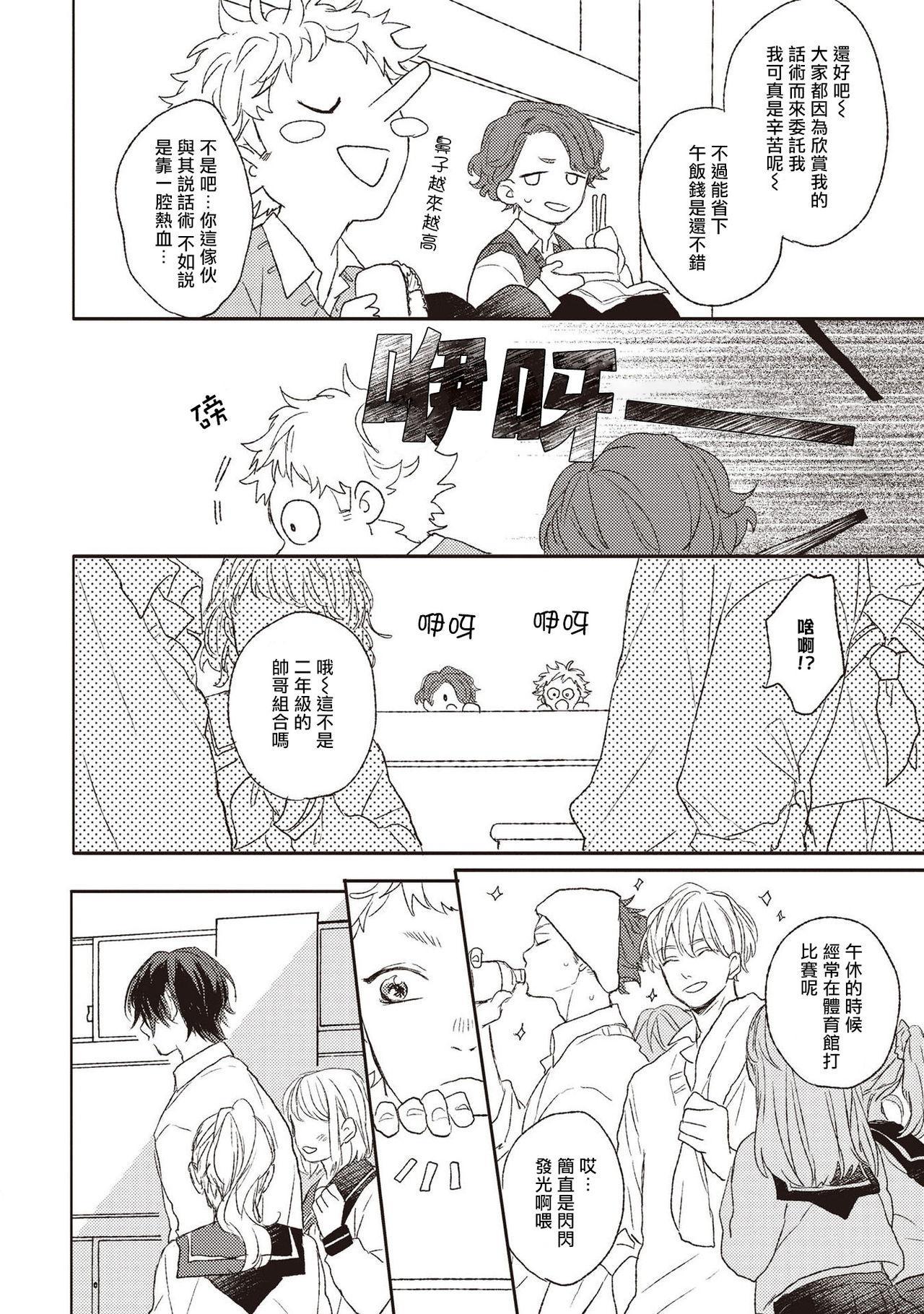 Cupid ni Rakurai   落雷击中丘比特 Ch. 1-4 7